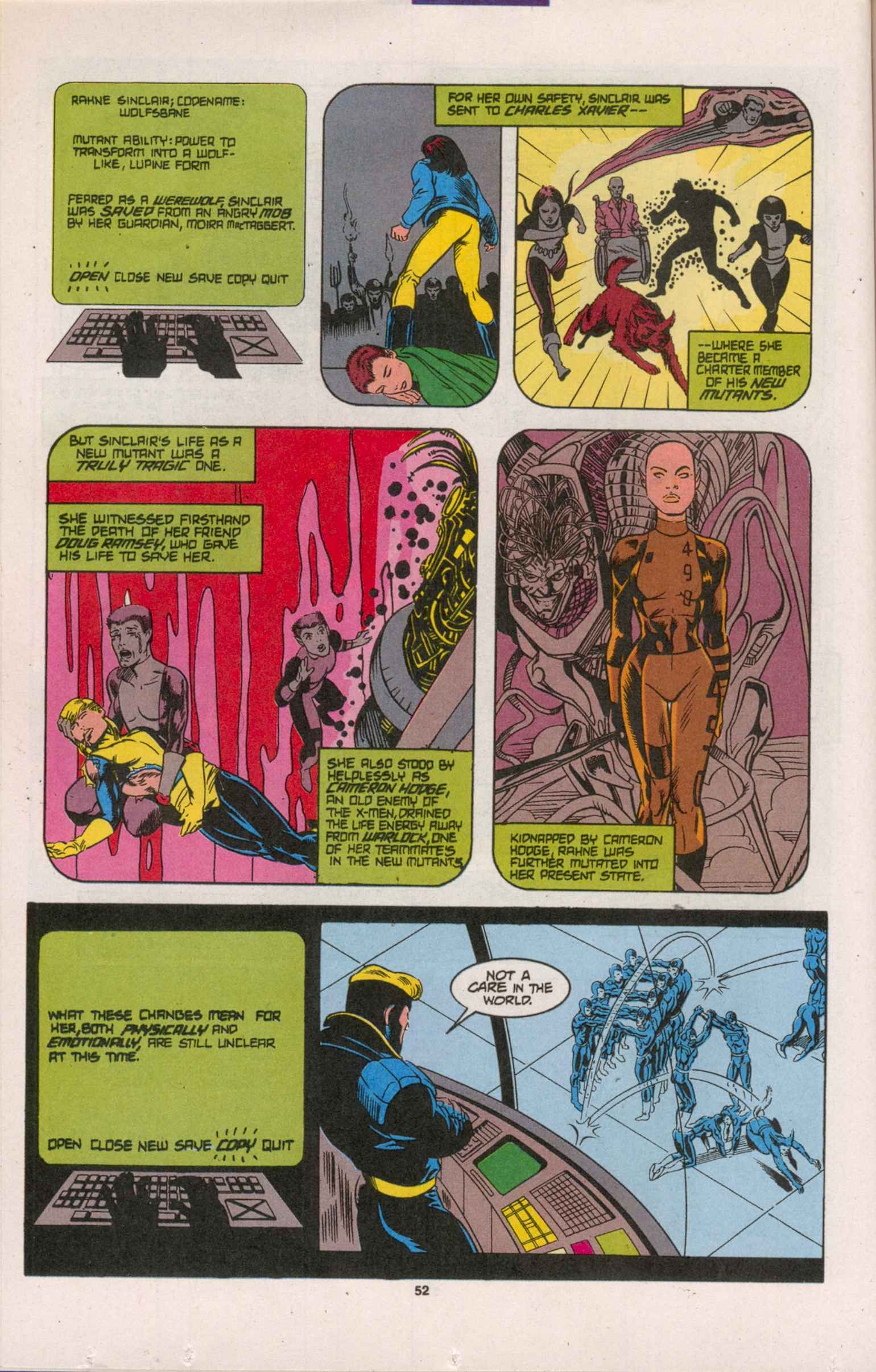 Read online X-Factor (1986) comic -  Issue # _ Annual 8 - 47