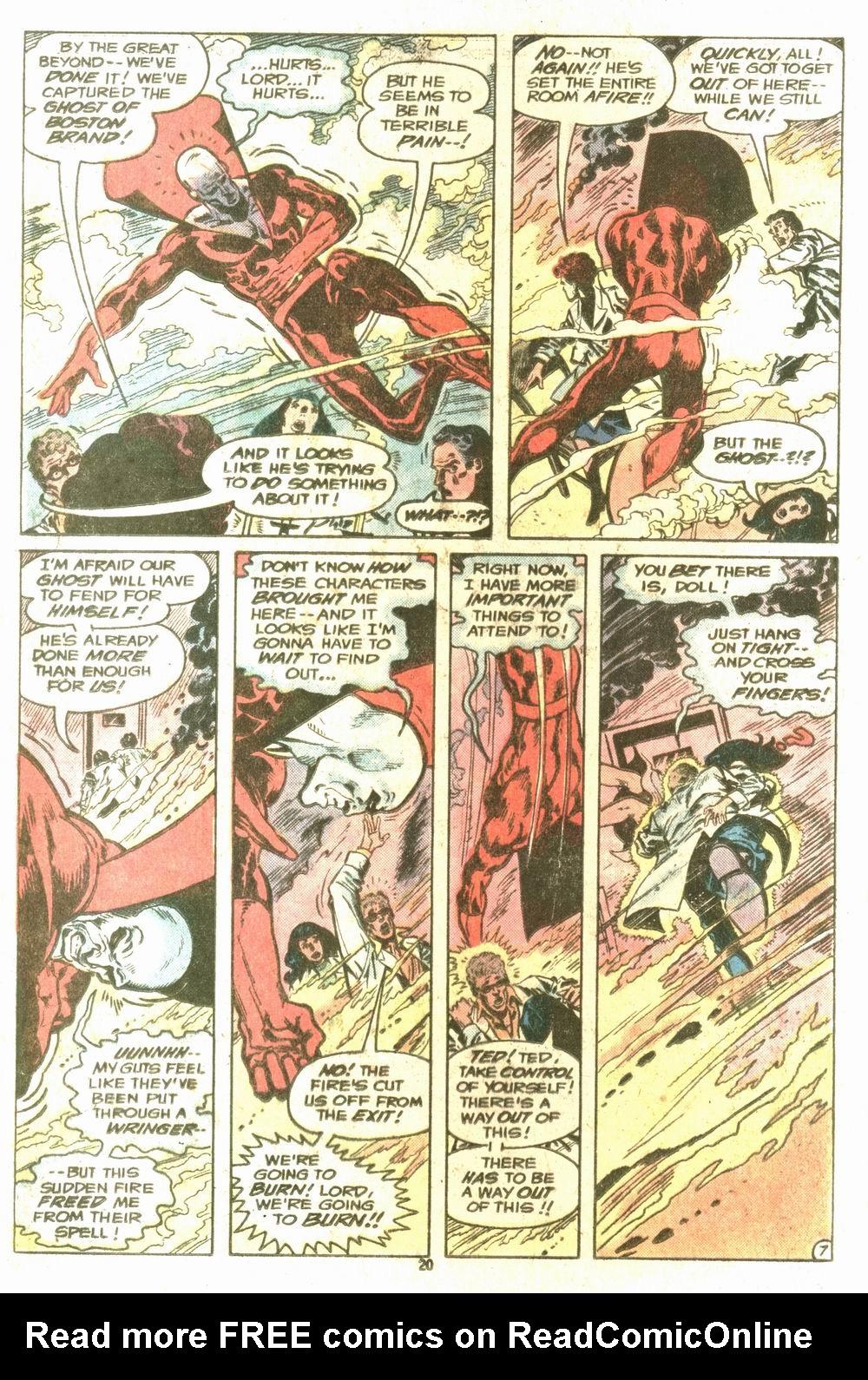 Read online Adventure Comics (1938) comic -  Issue #464 - 20