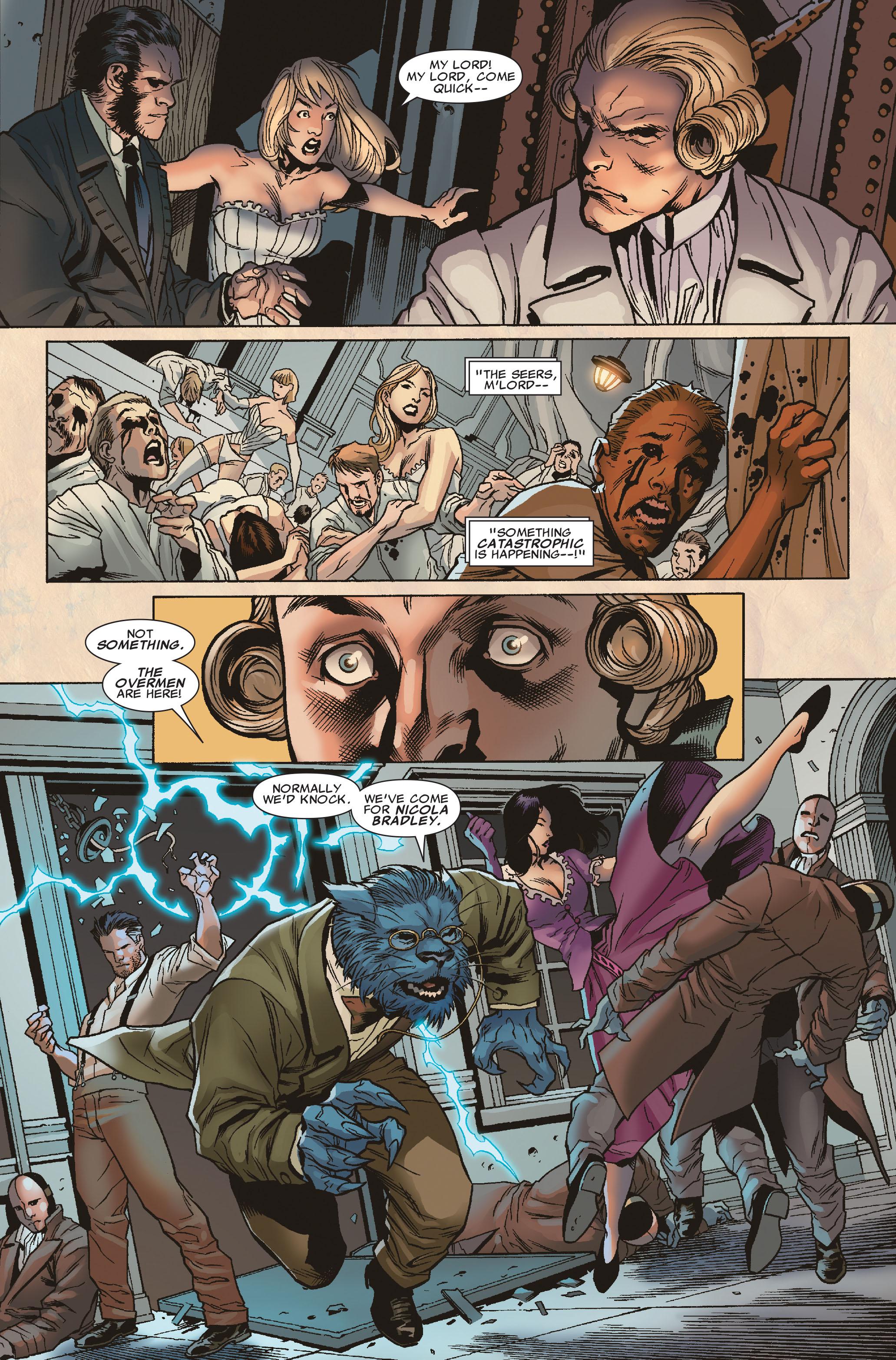 Read online Uncanny X-Men (1963) comic -  Issue #512 - 26