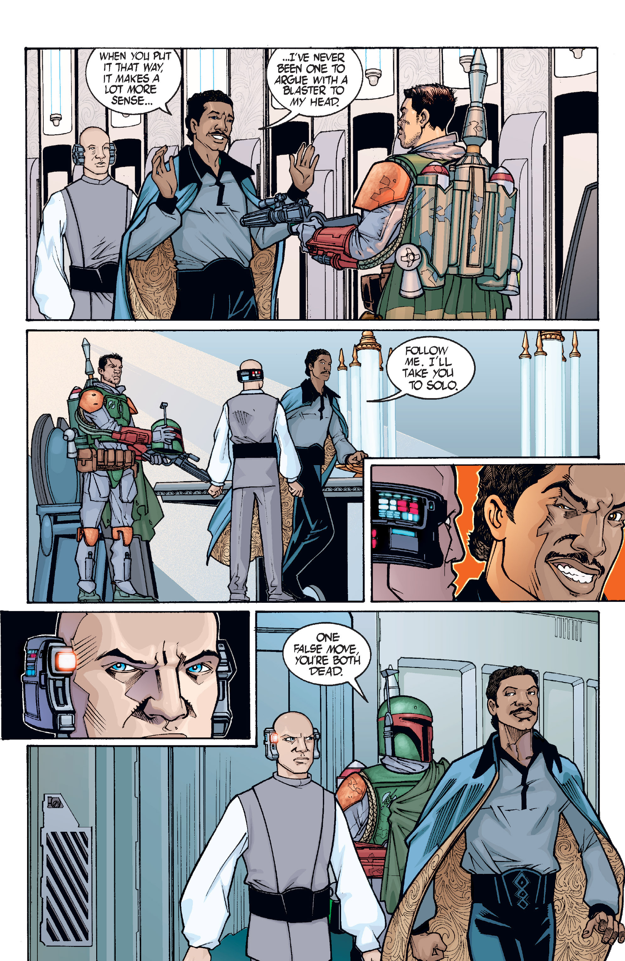 Read online Star Wars Omnibus comic -  Issue # Vol. 27 - 119