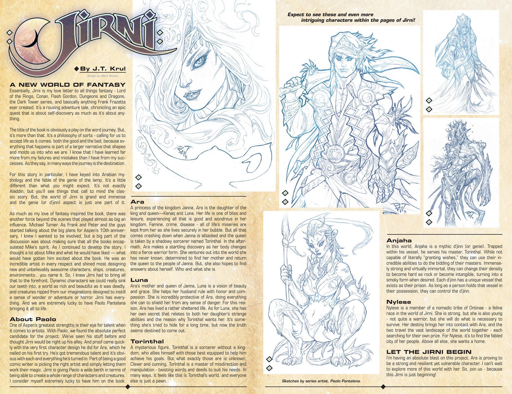 Read online Jirni comic -  Issue #1 - 24