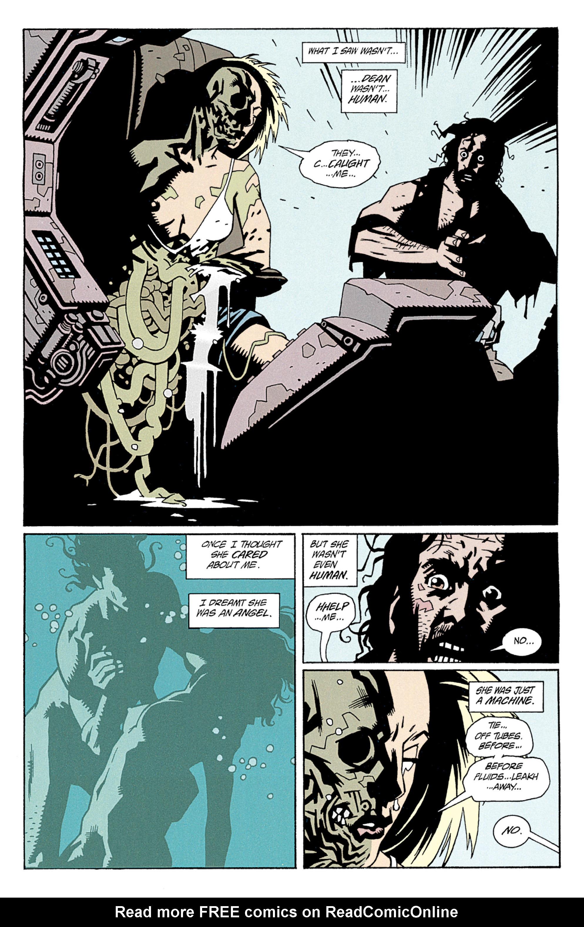 Read online Aliens: Salvation comic -  Issue # TPB - 44