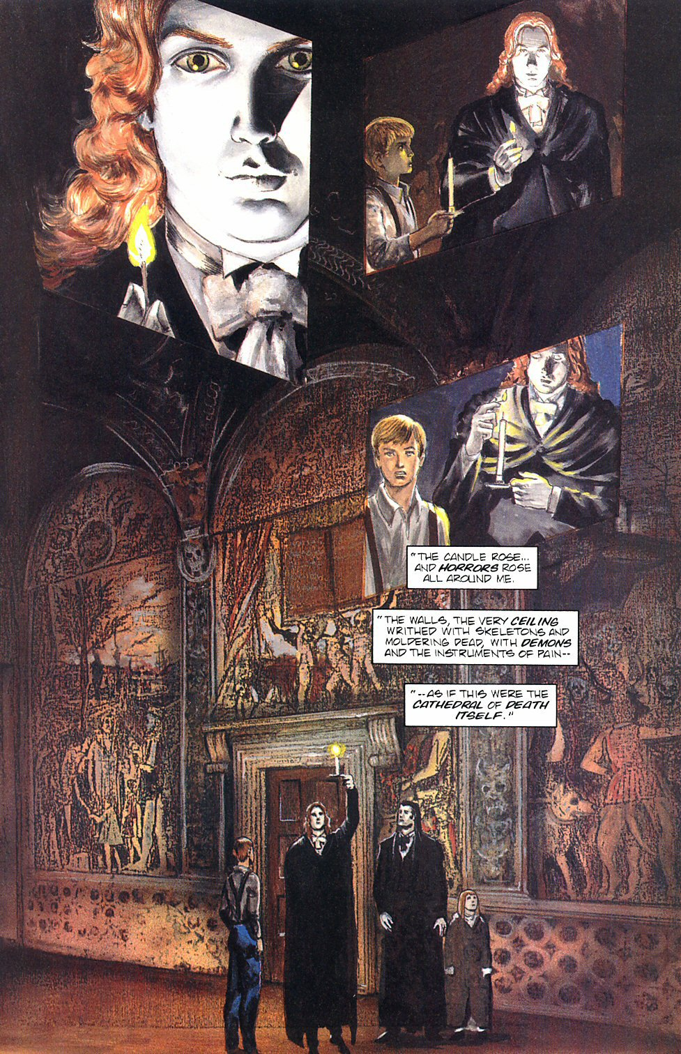 Read online Anne Rice's Interview with the Vampire comic -  Issue #8 - 21