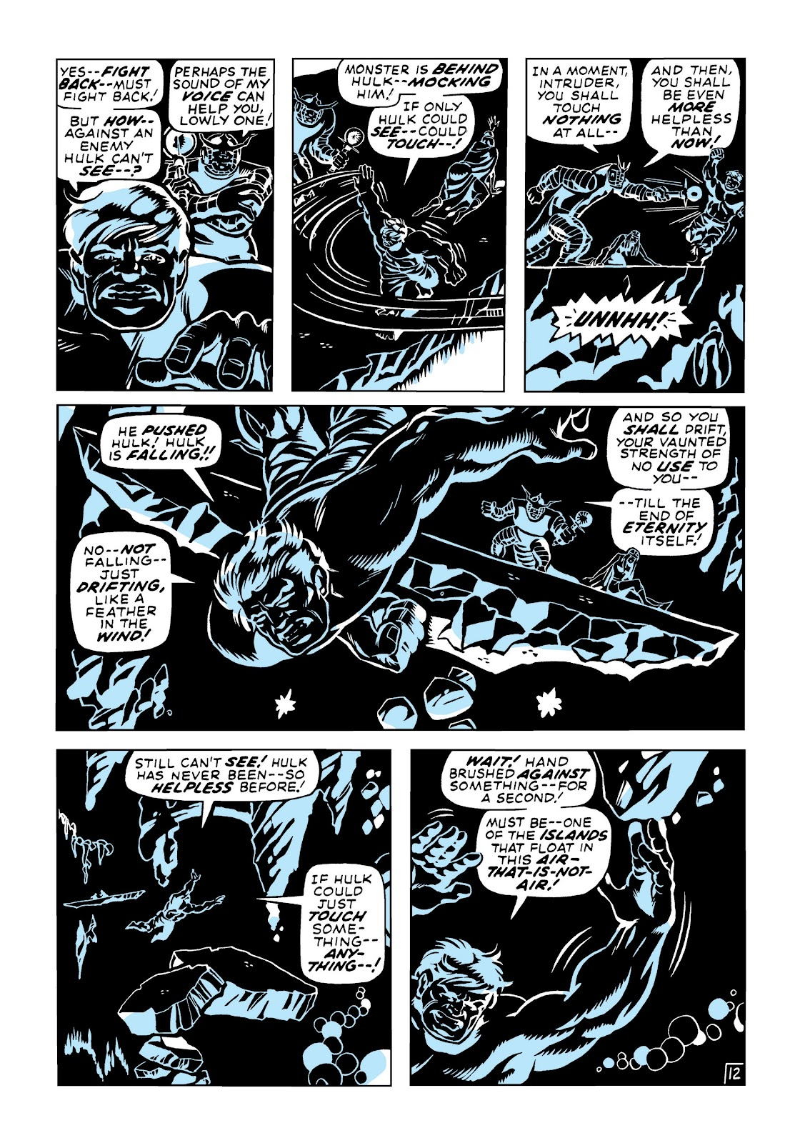 Read online Marvel Masterworks: The Incredible Hulk comic -  Issue # TPB 6 (Part 2) - 5