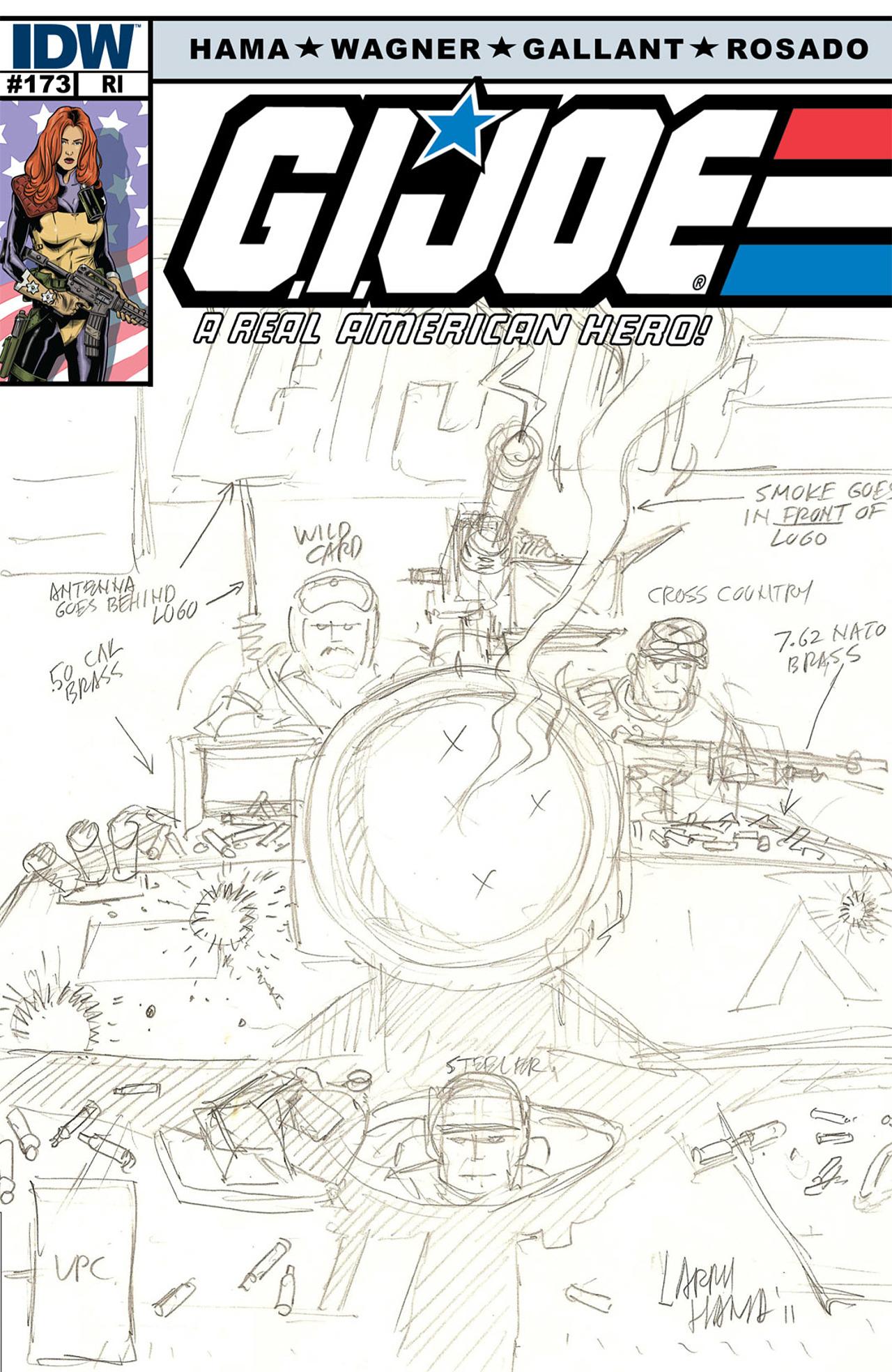G.I. Joe: A Real American Hero 173 Page 2