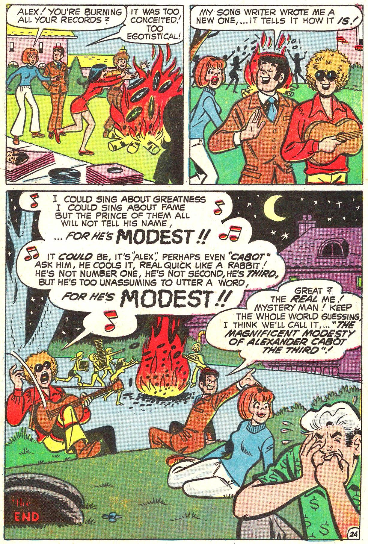 Read online She's Josie comic -  Issue #41 - 33
