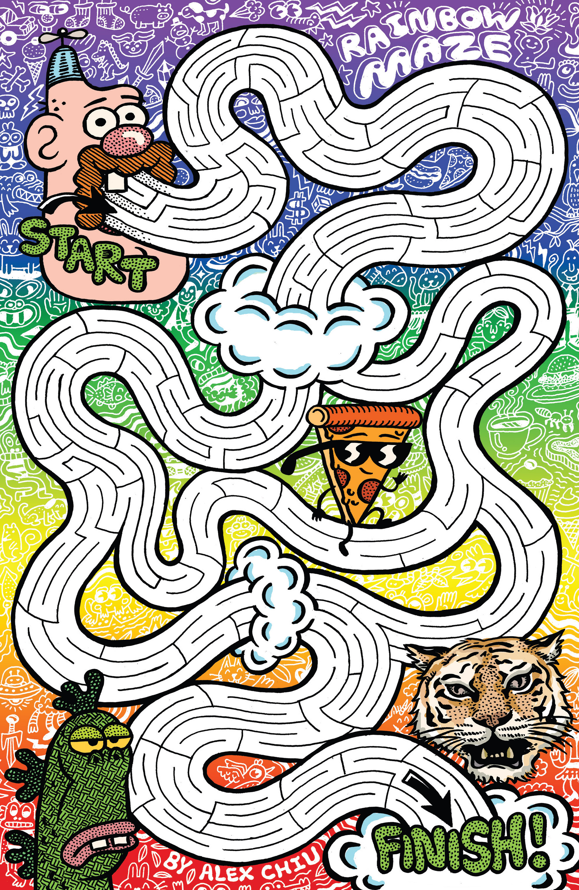 Read online Uncle Grandpa comic -  Issue #2 - 11