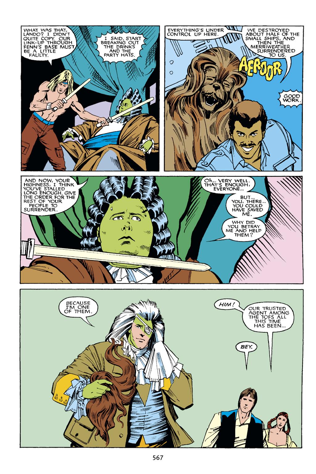 Read online Star Wars Omnibus comic -  Issue # Vol. 21.5 - 290