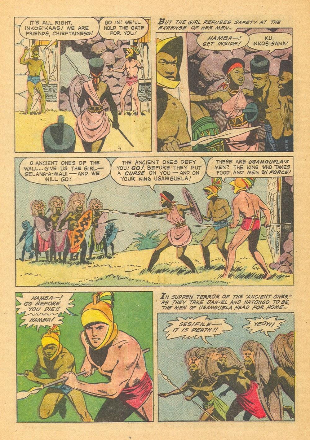 Tarzan (1948) issue 125 - Page 32