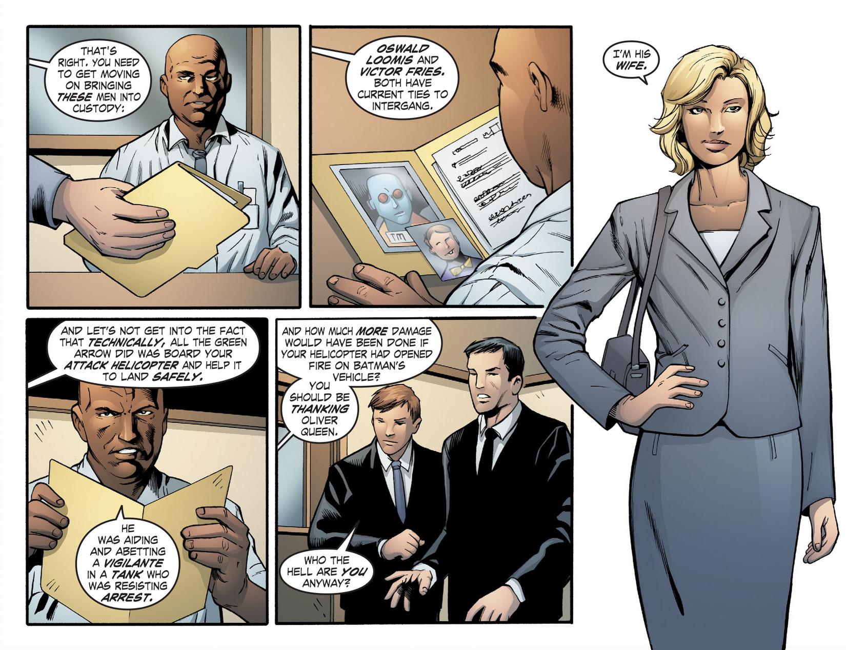 Read online Smallville: Season 11 comic -  Issue #22 - 18