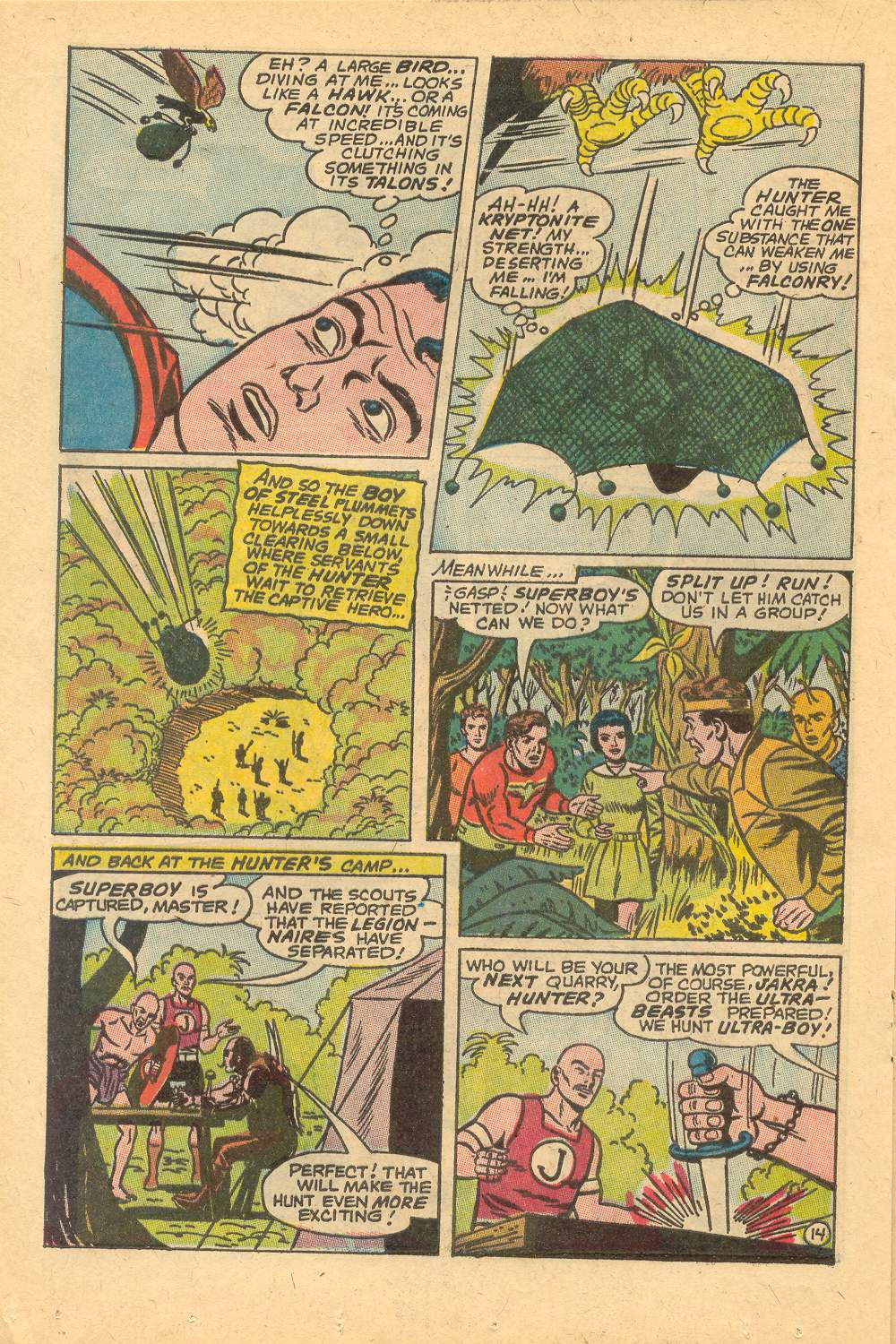 Read online Adventure Comics (1938) comic -  Issue #358 - 21