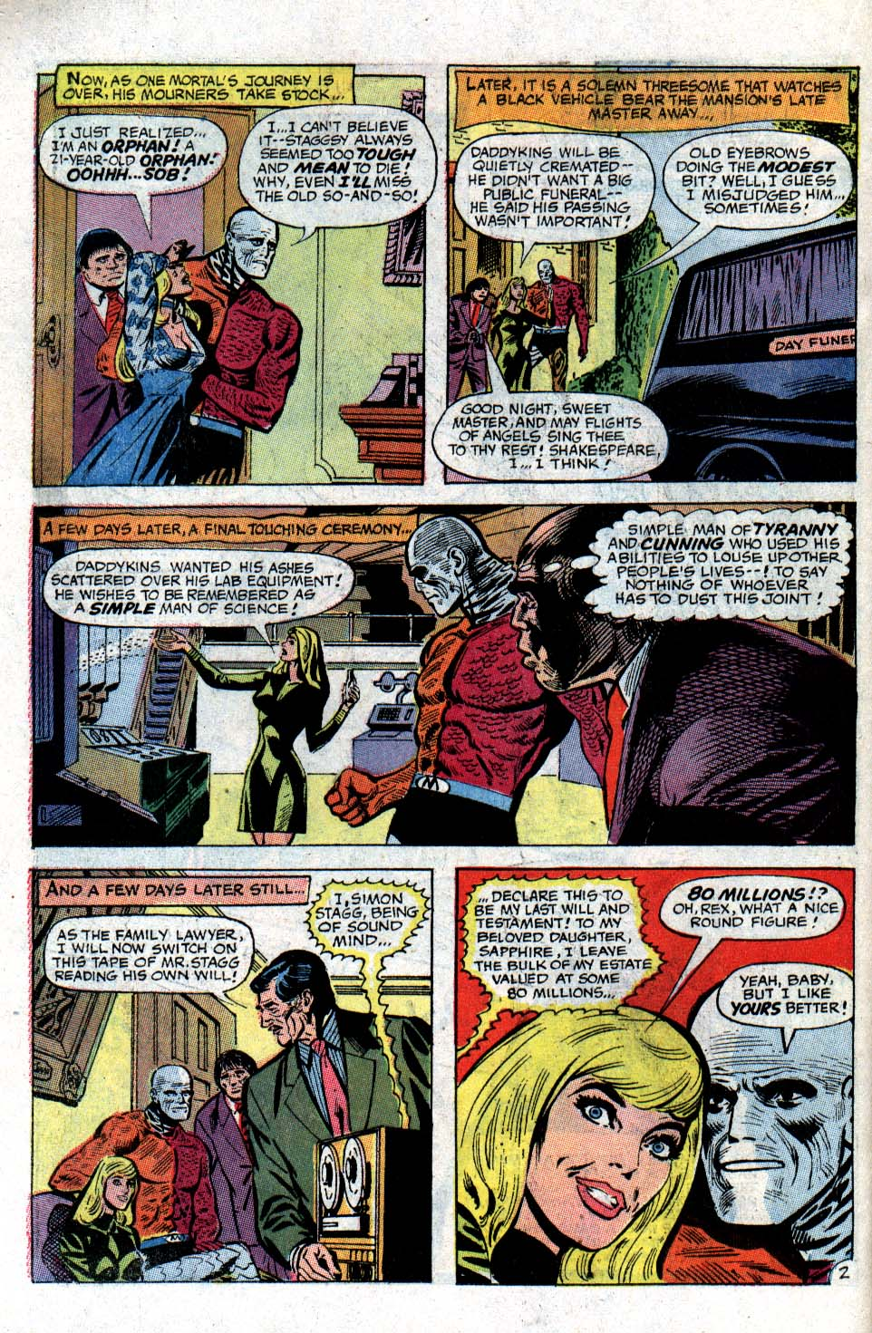 Read online Action Comics (1938) comic -  Issue #418 - 22