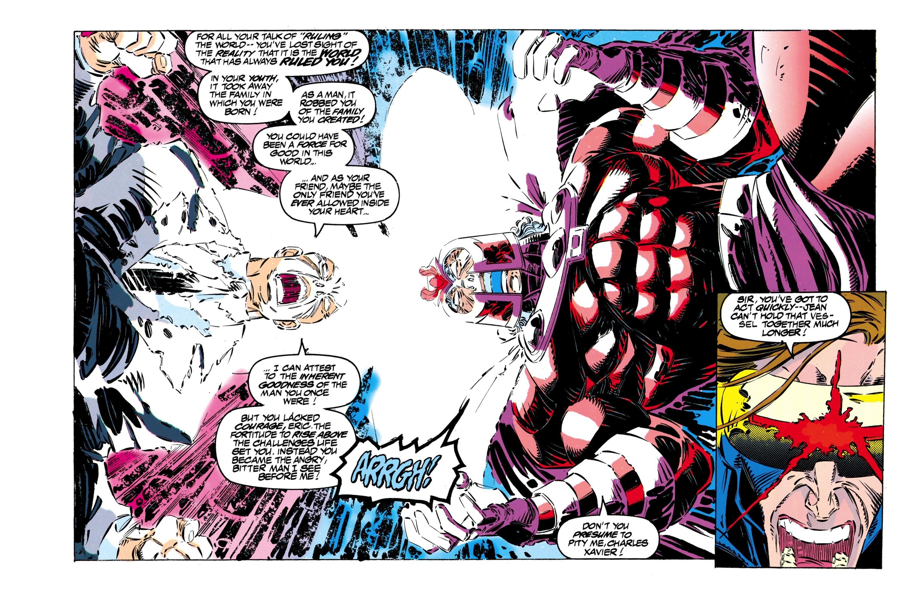 Read online Uncanny X-Men (1963) comic -  Issue #304 - 41