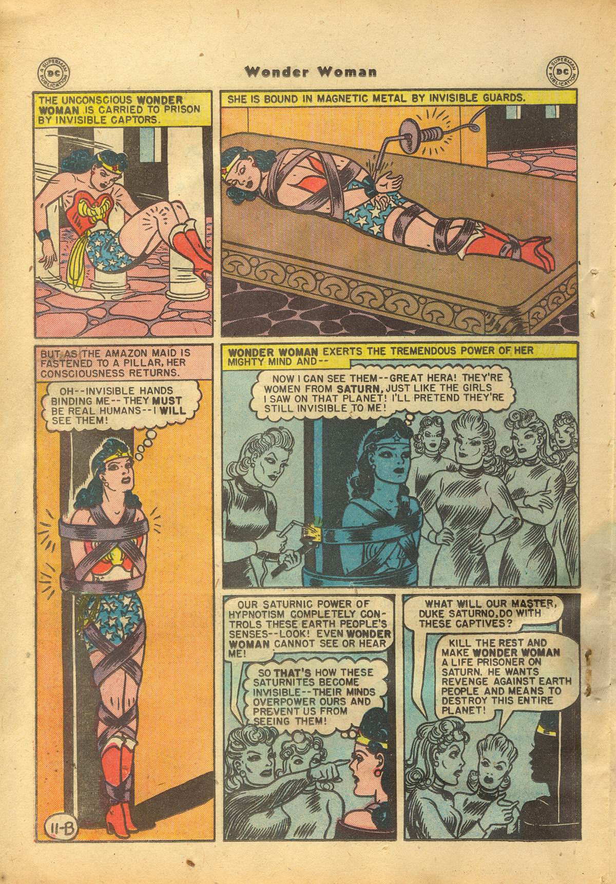 Read online Wonder Woman (1942) comic -  Issue #22 - 30