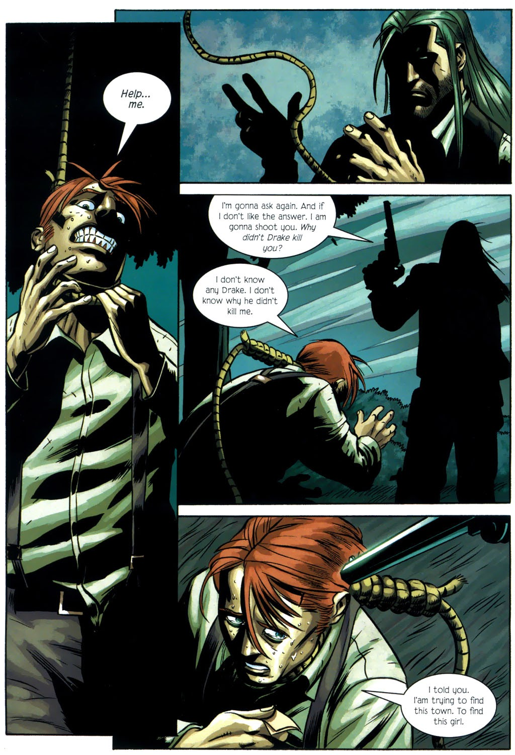 Read online The Ballad of Sleeping Beauty comic -  Issue #2 - 20