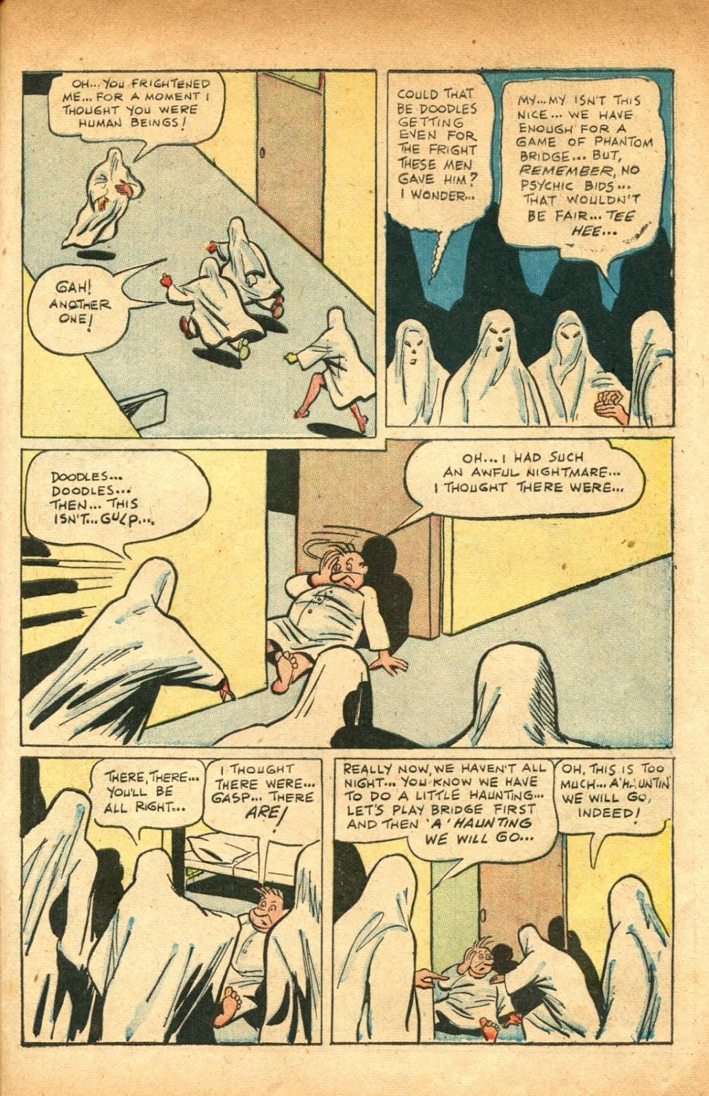 Read online Super-Magician Comics comic -  Issue #51 - 39