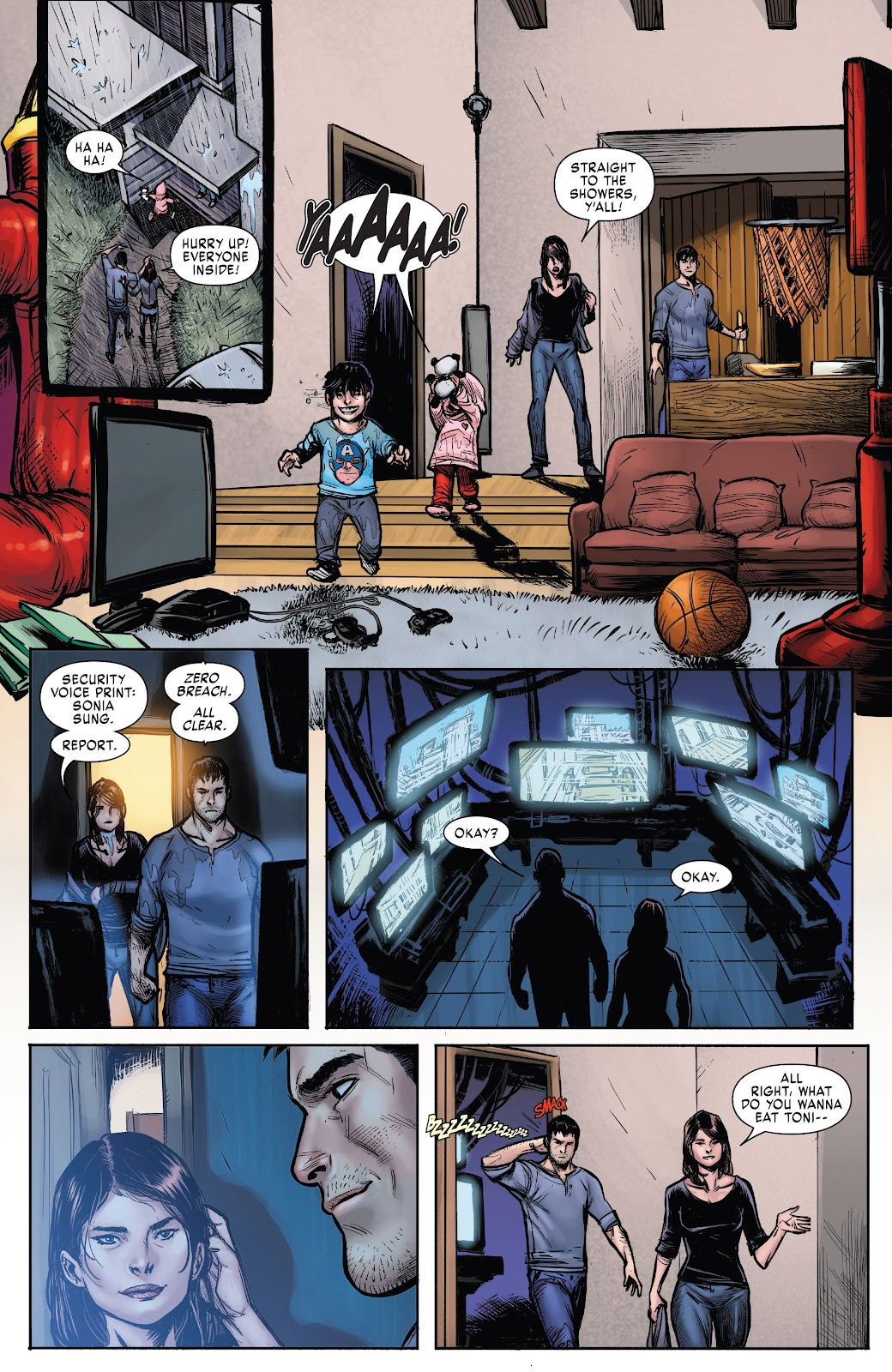 Read online Hulkverines comic -  Issue #1 - 10