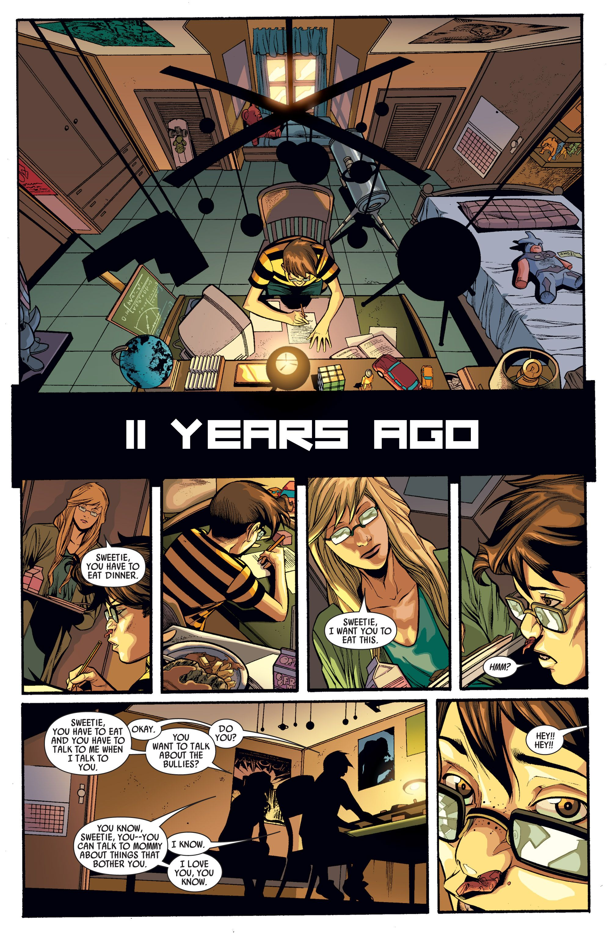 Read online Ultimate Mystery comic -  Issue #4 - 6