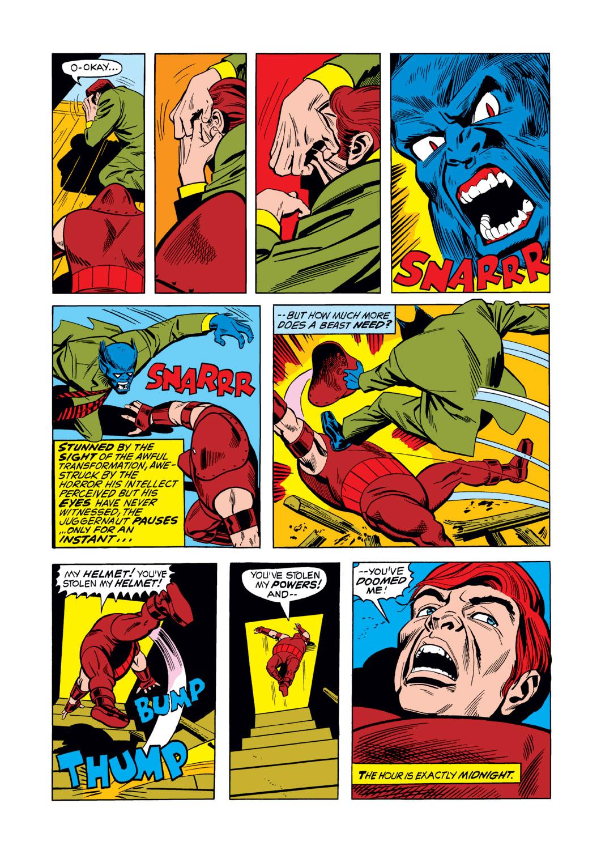 Read online Amazing Adventures (1970) comic -  Issue #16 - 18