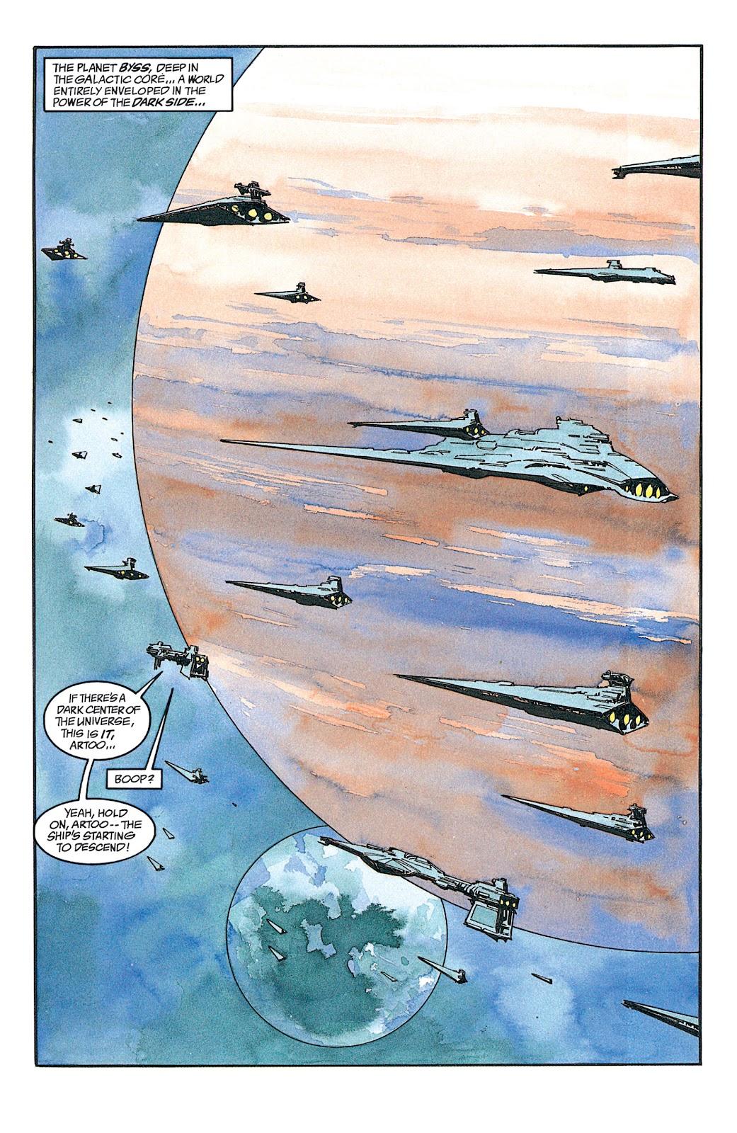 Read online Star Wars: Dark Empire Trilogy comic -  Issue # TPB (Part 1) - 43