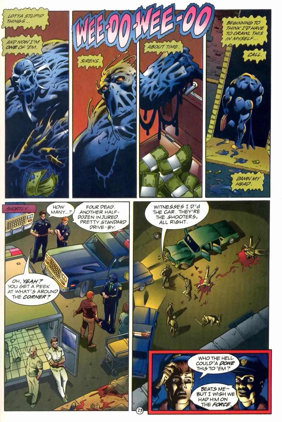 Read online Sludge comic -  Issue #1 - 24