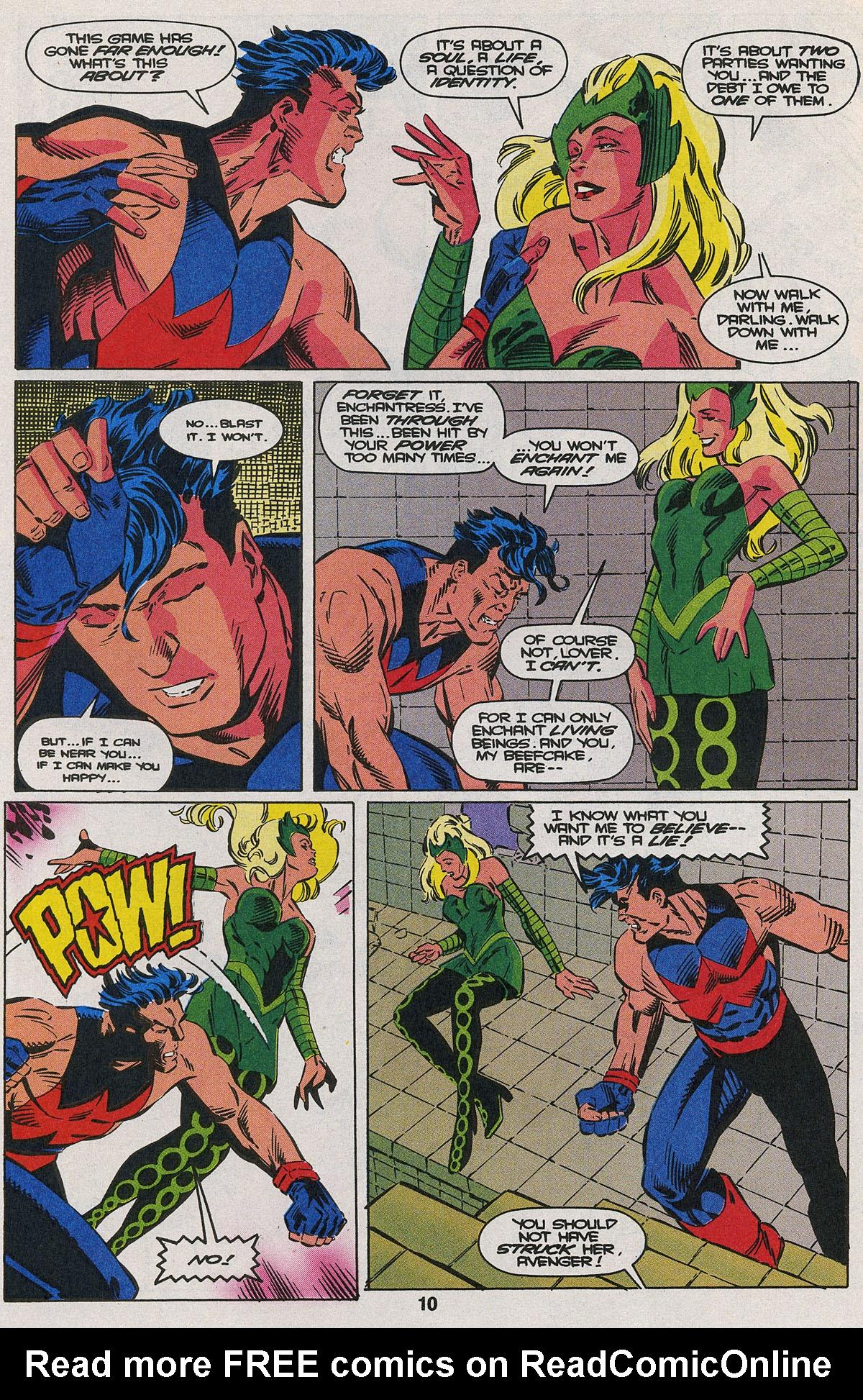 Read online Wonder Man (1991) comic -  Issue #22 - 8