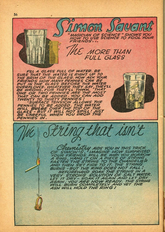 Read online Super-Magician Comics comic -  Issue #9 - 55