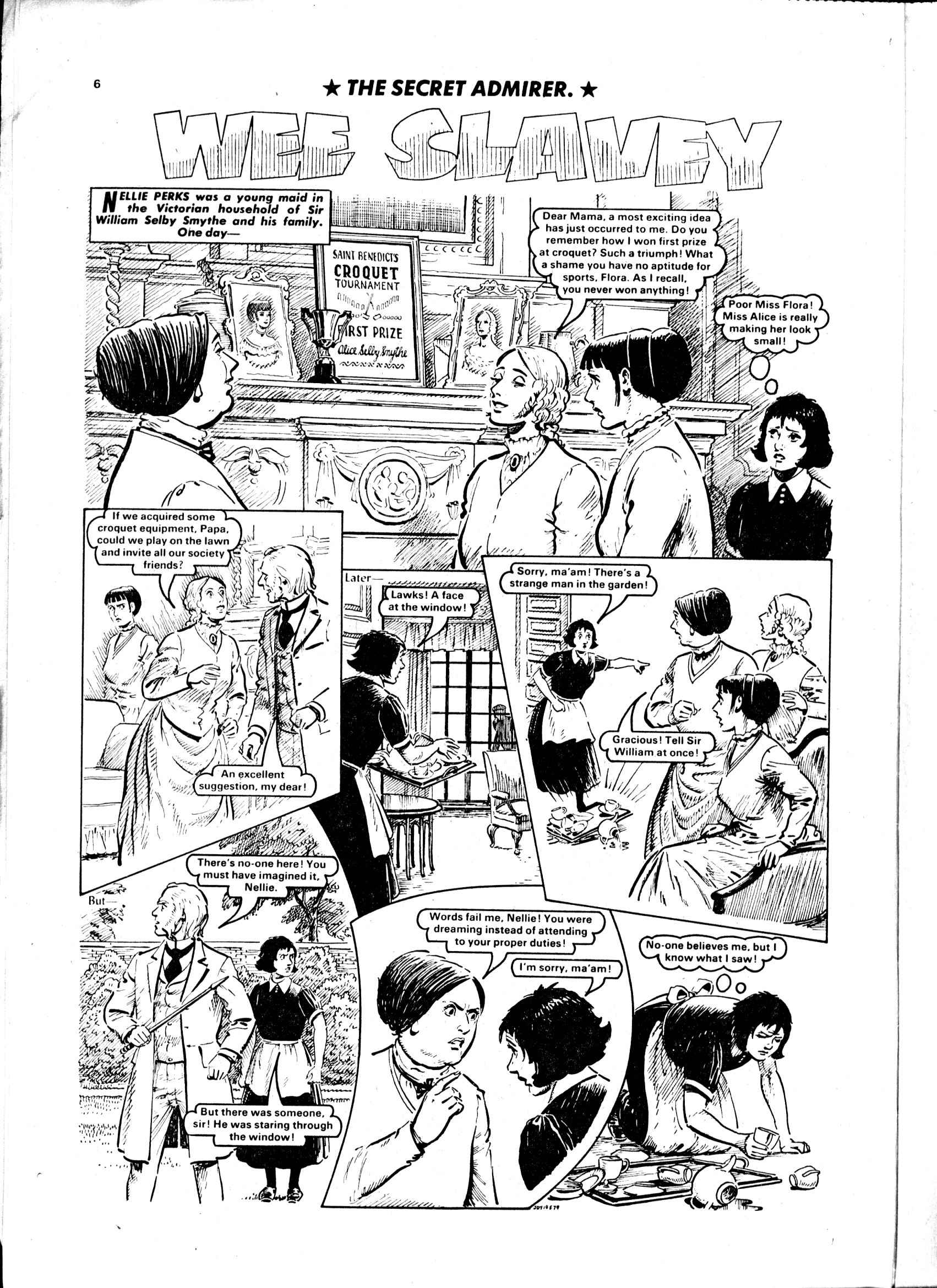 Read online Judy comic -  Issue #1010 - 6