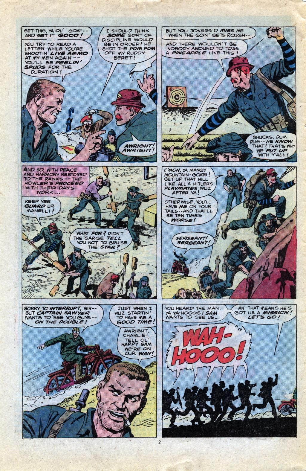Read online Sgt. Fury comic -  Issue #148 - 4