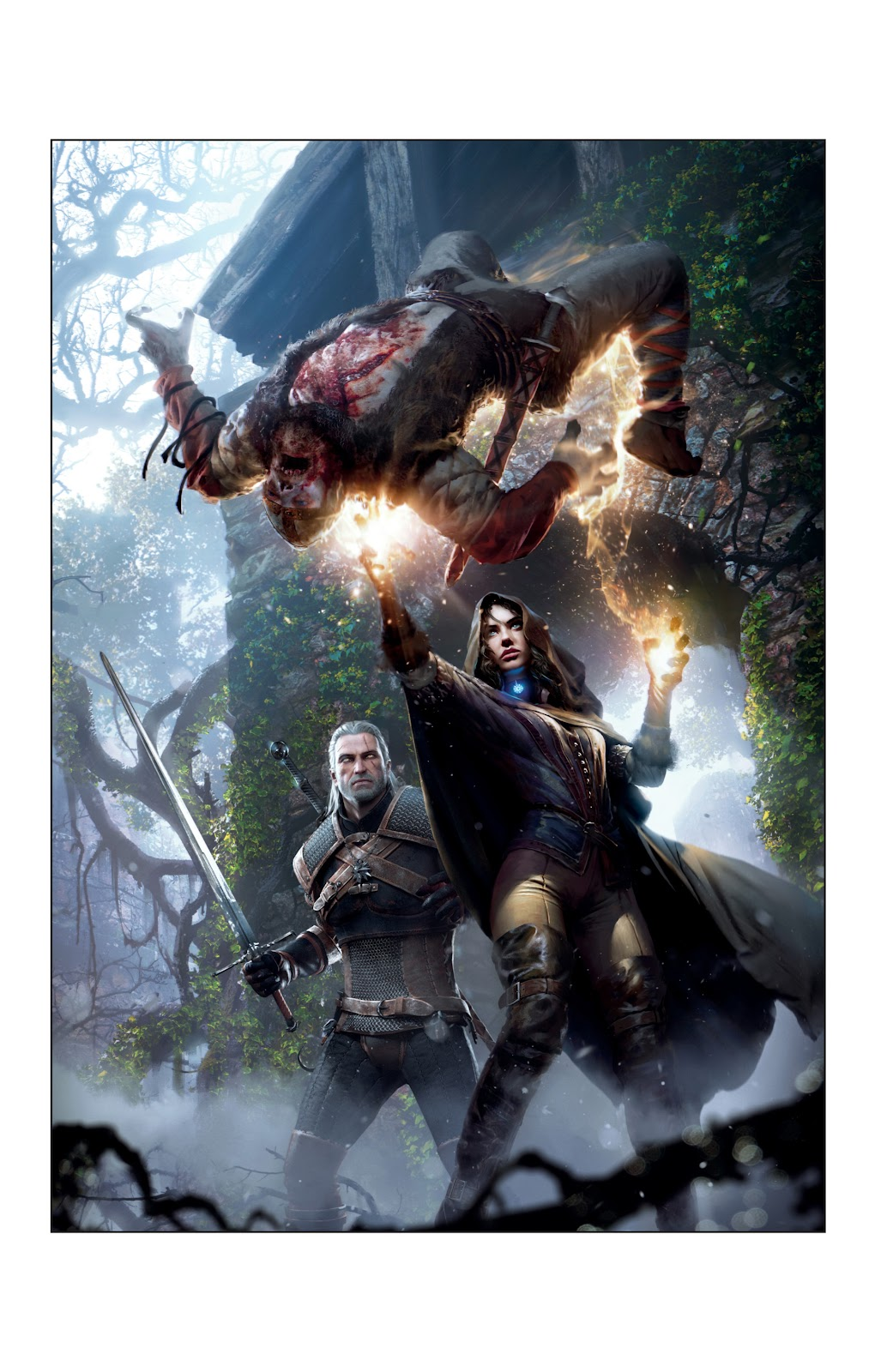 Read online The Witcher Omnibus comic -  Issue # TPB (Part 5) - 37