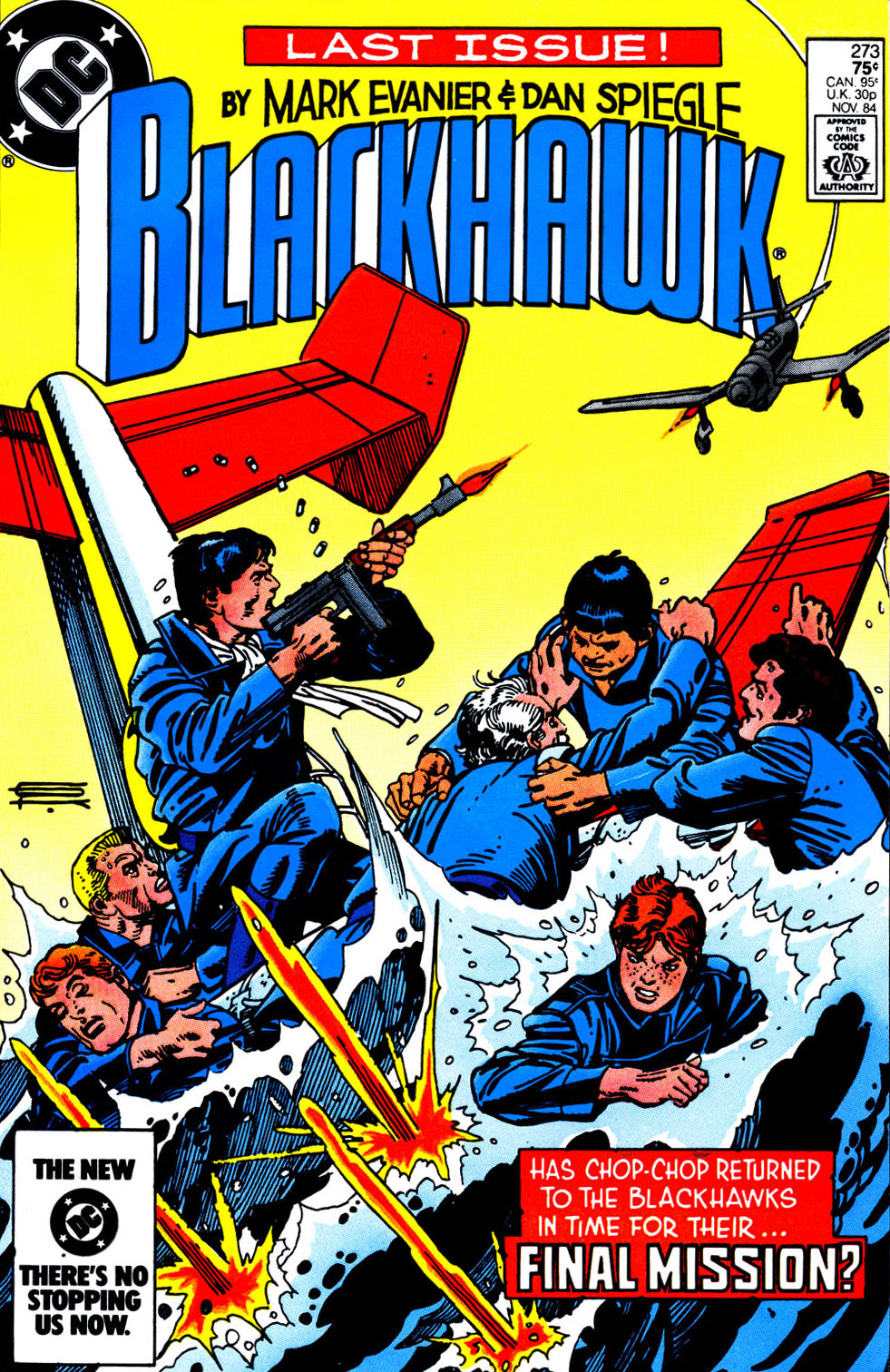 Blackhawk (1957) 273 Page 1