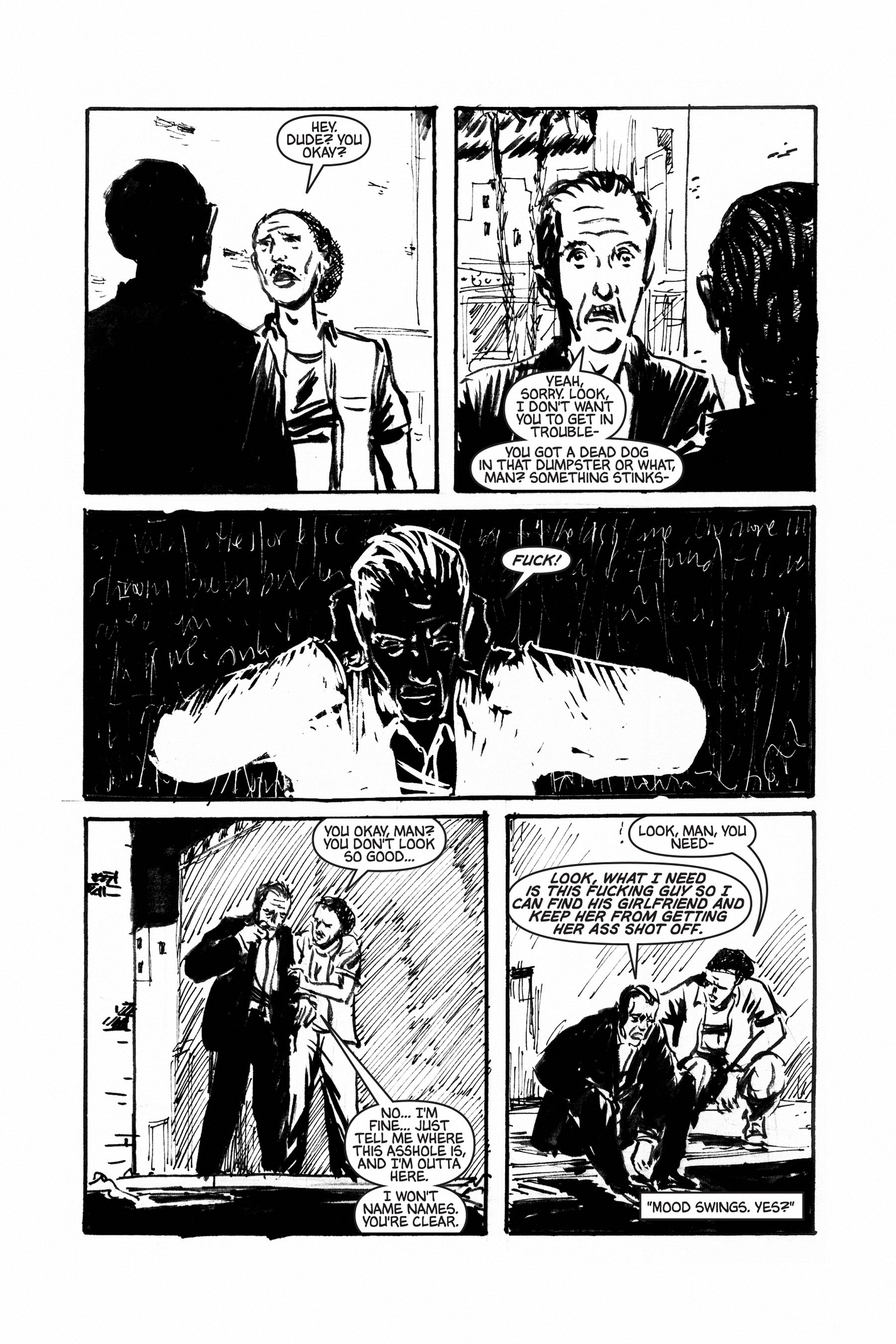 Read online Tumor comic -  Issue # TPB - 42