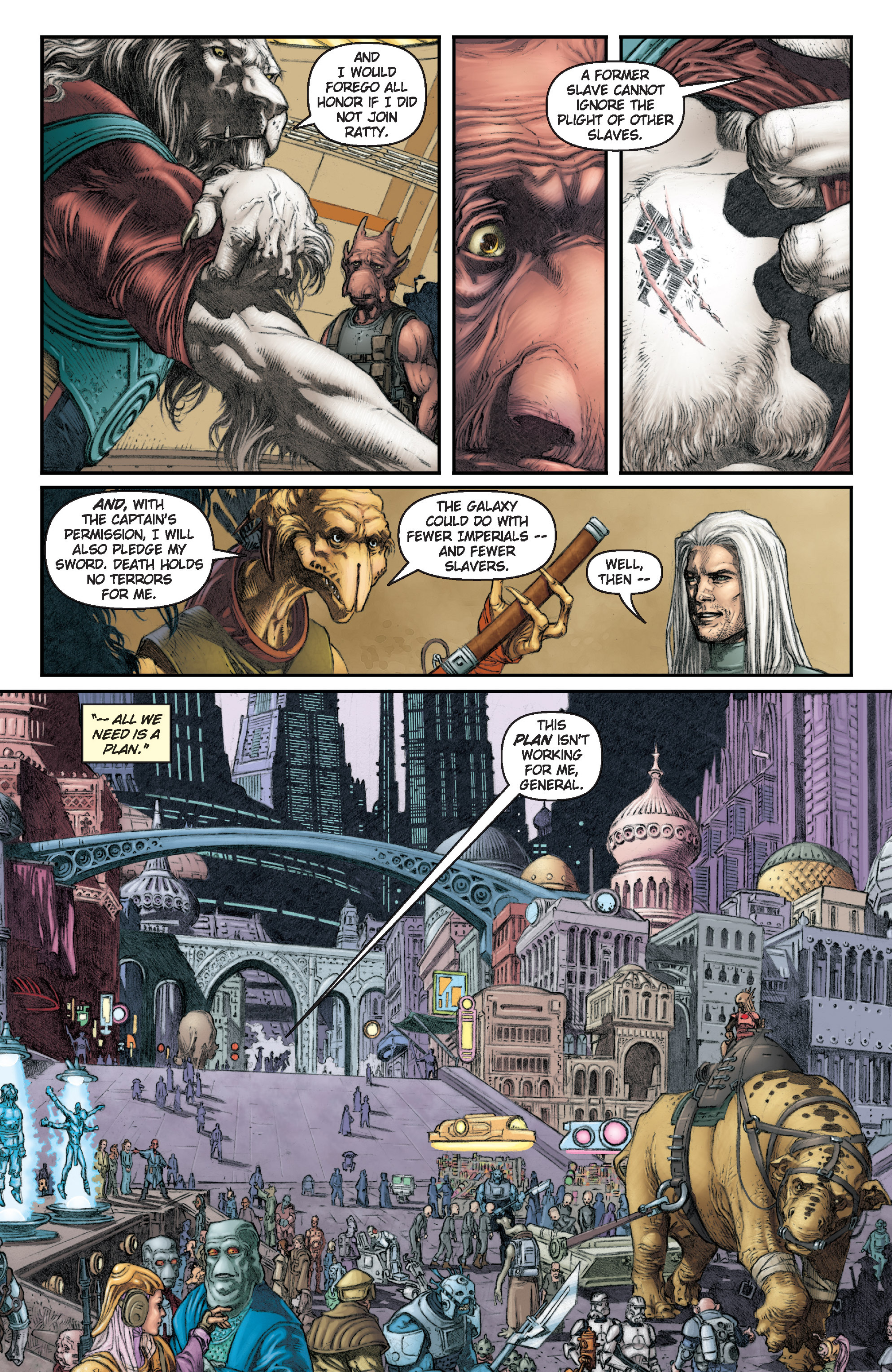 Read online Star Wars Omnibus comic -  Issue # Vol. 31 - 106