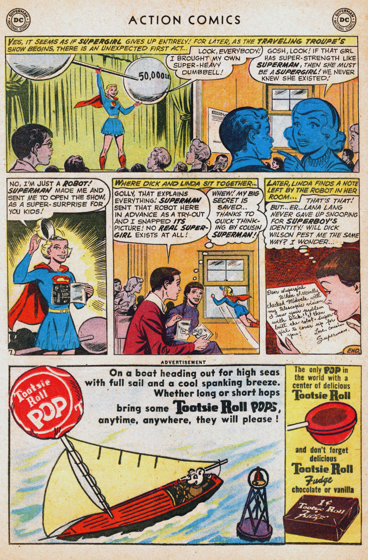 Action Comics (1938) 256 Page 31
