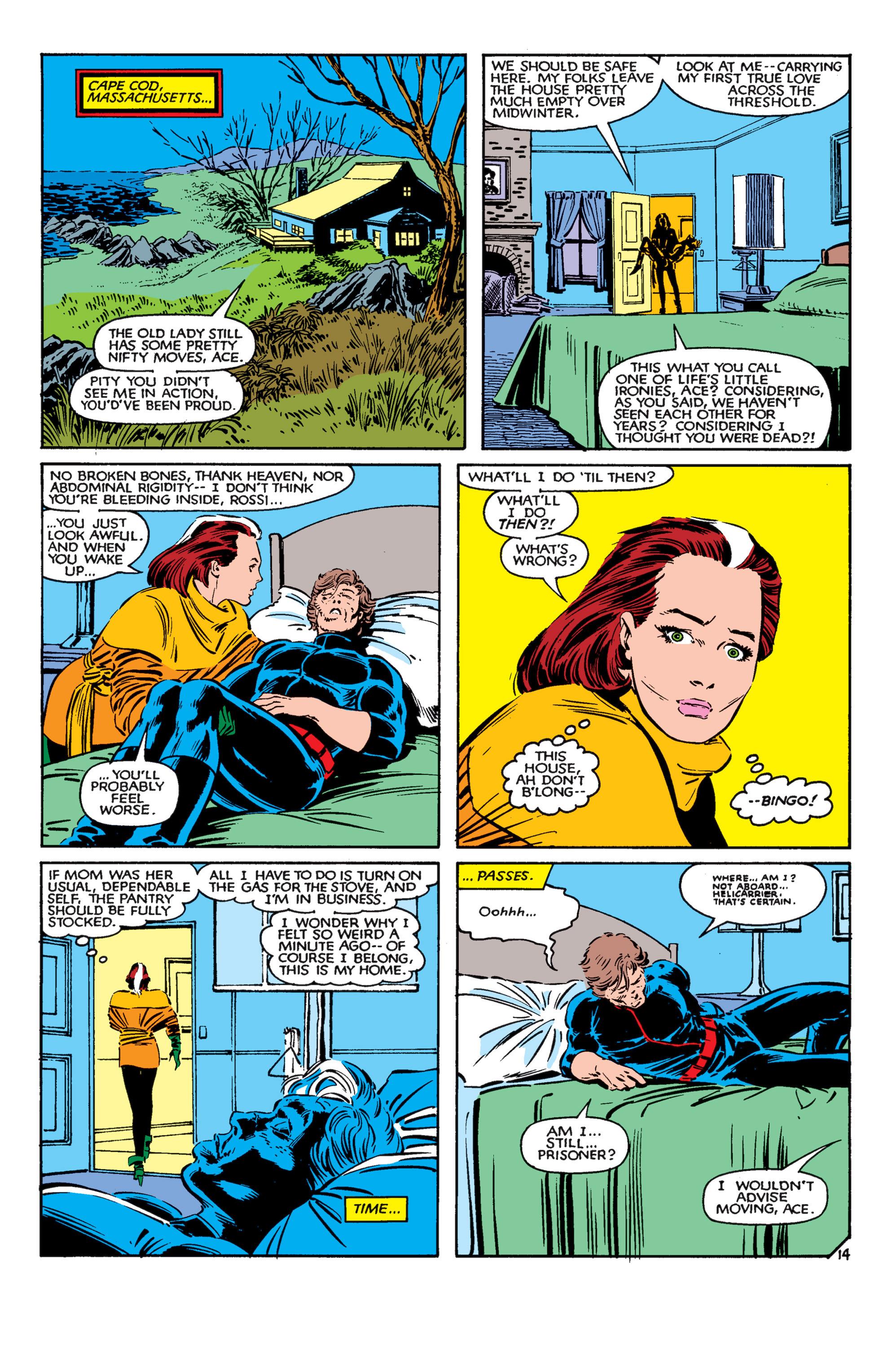 Read online Uncanny X-Men (1963) comic -  Issue #182 - 15