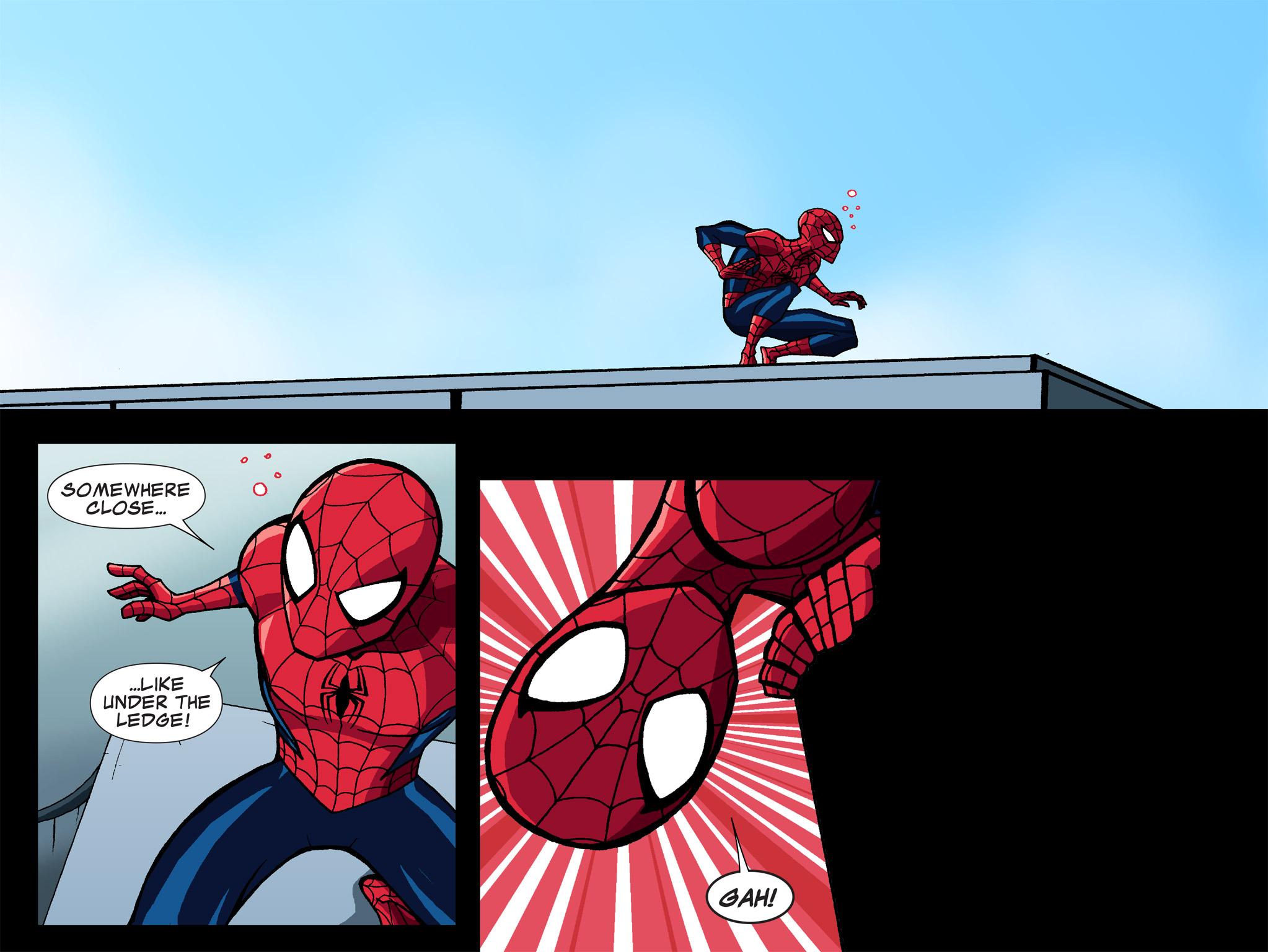 Read online Ultimate Spider-Man (Infinite Comics) (2015) comic -  Issue #1 - 37