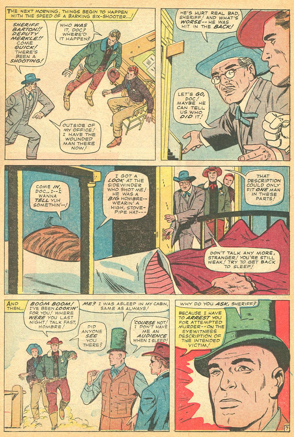Read online Two-Gun Kid comic -  Issue #76 - 11