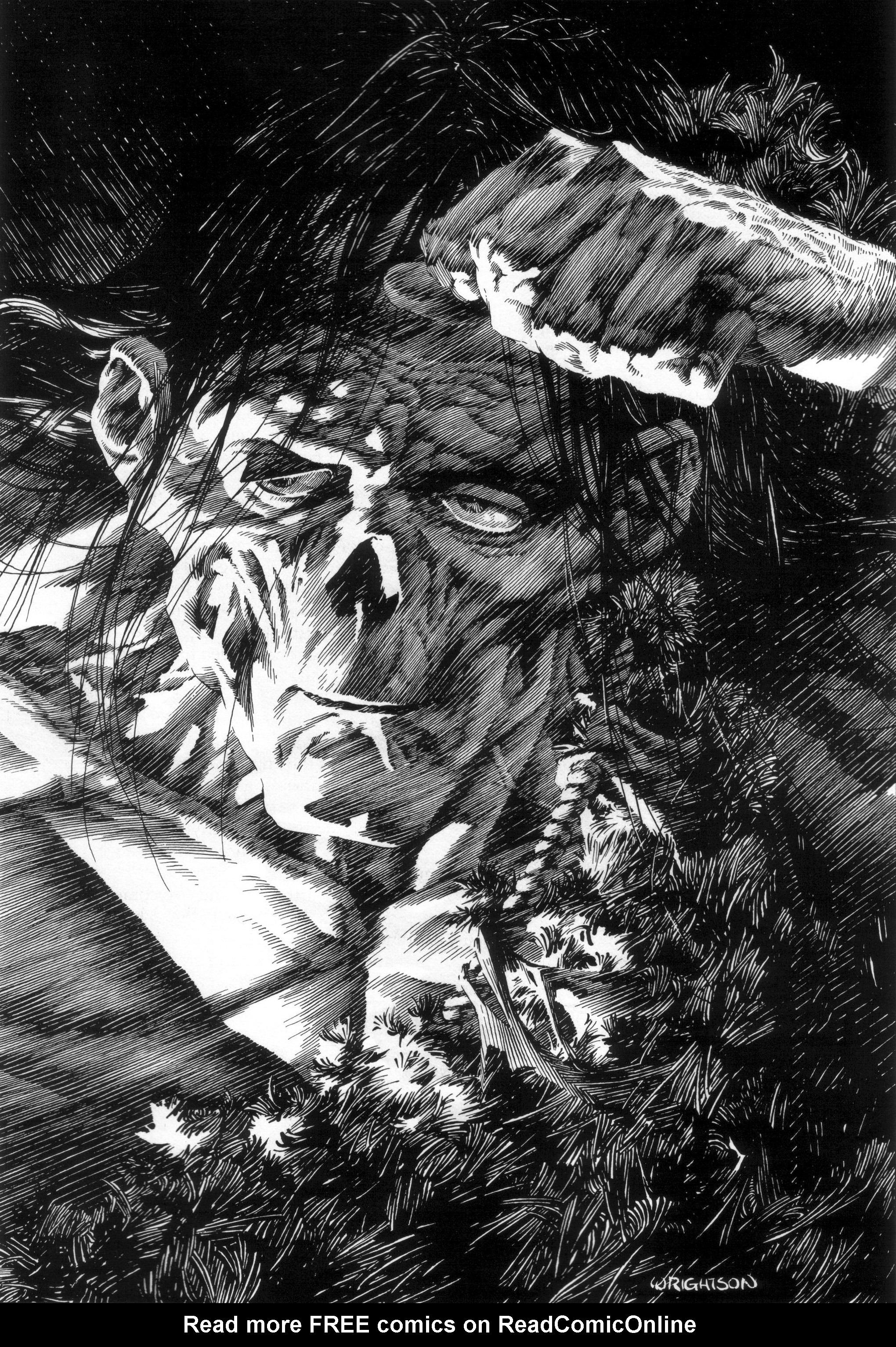 Read online Bernie Wrightson's Frankenstein comic -  Issue # Full - 44