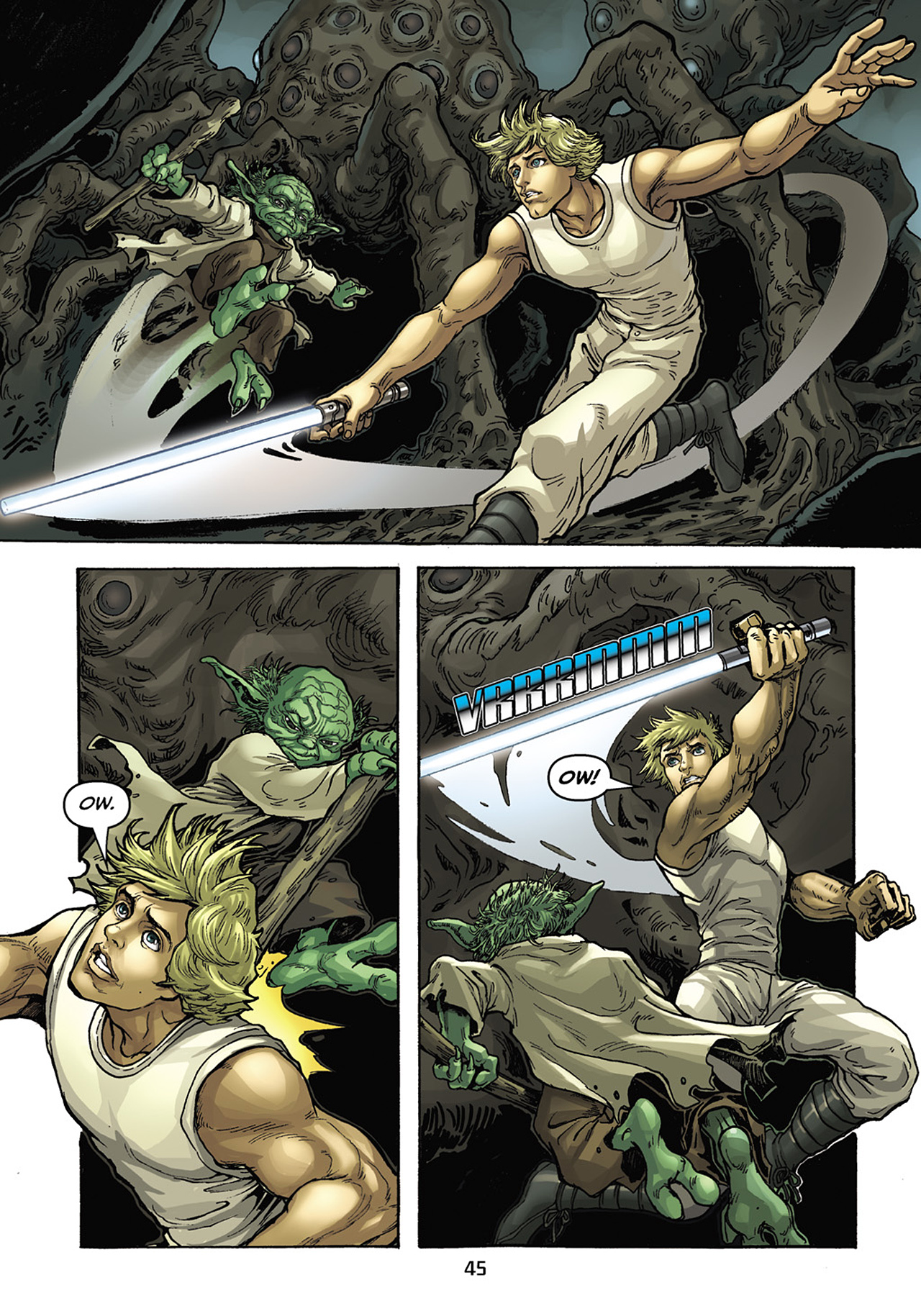 Read online Star Wars Omnibus comic -  Issue # Vol. 33 - 207