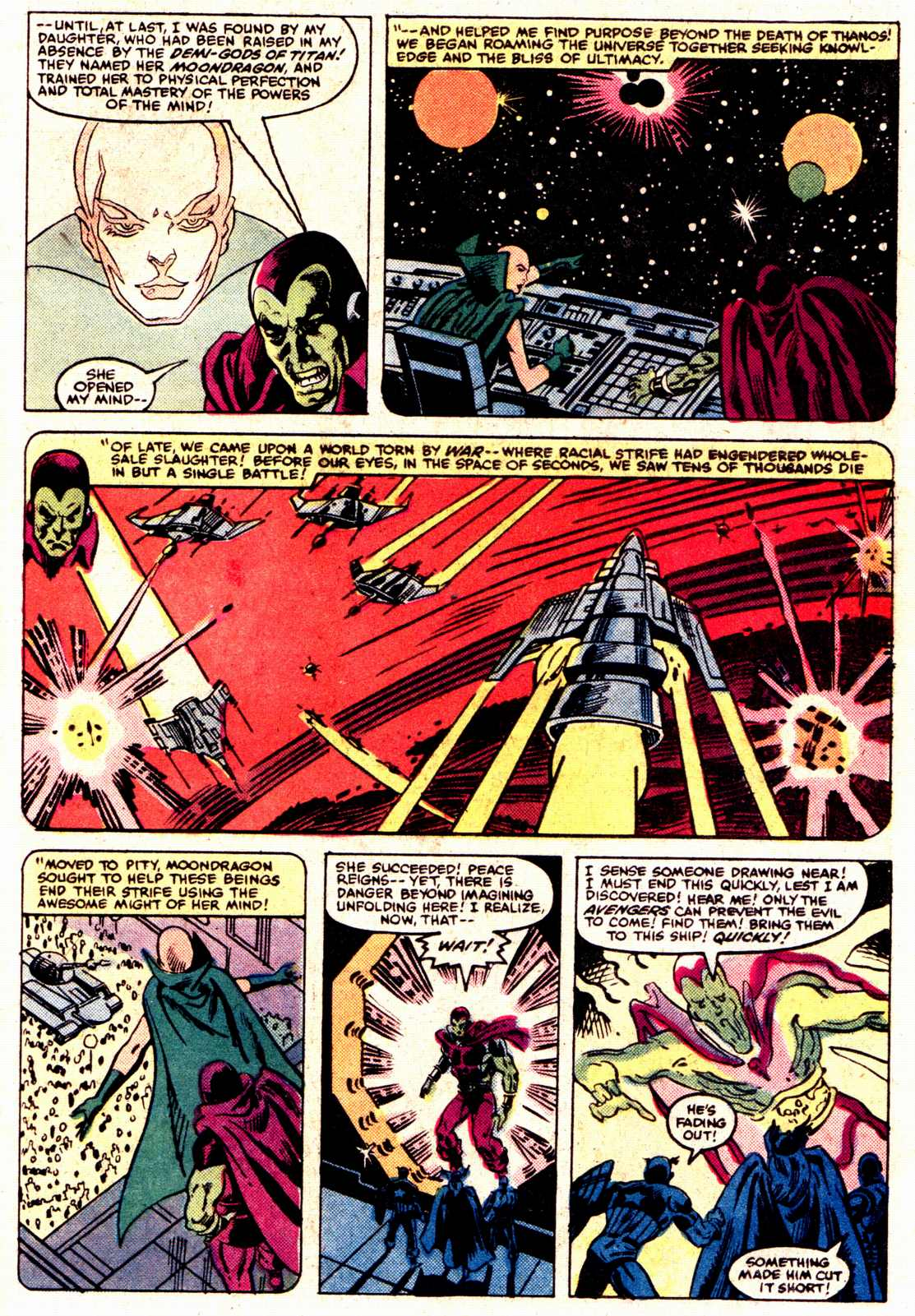The Avengers (1963) 219 Page 8