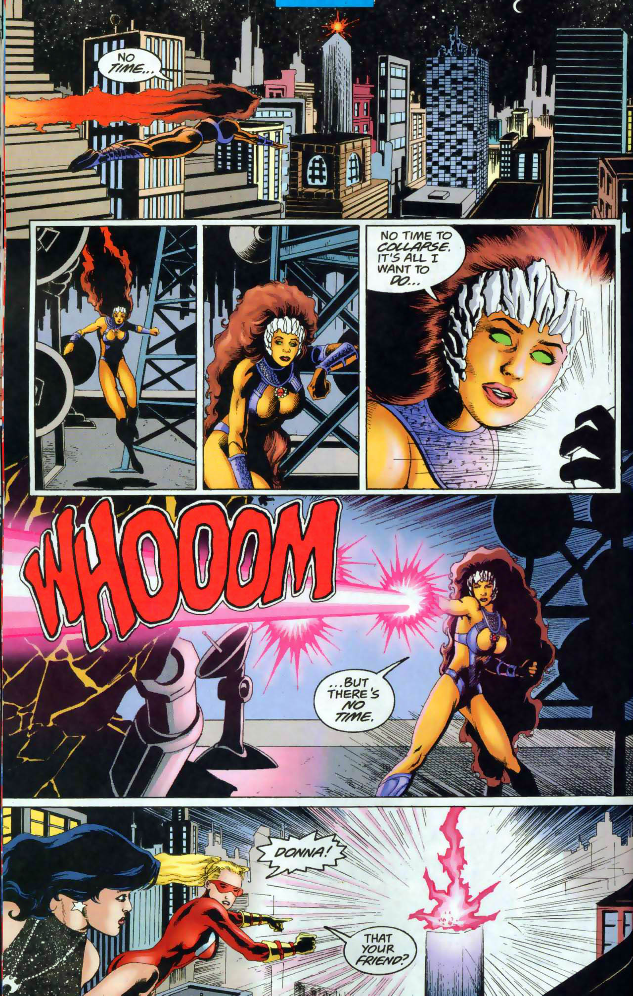 Read online The Titans (1999) comic -  Issue #48 - 11