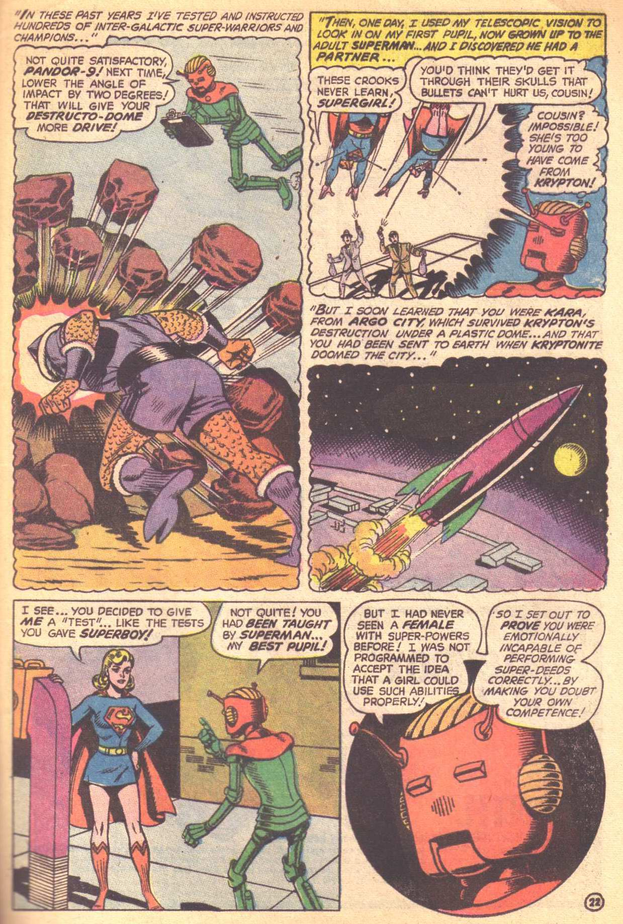 Read online Adventure Comics (1938) comic -  Issue #382 - 29