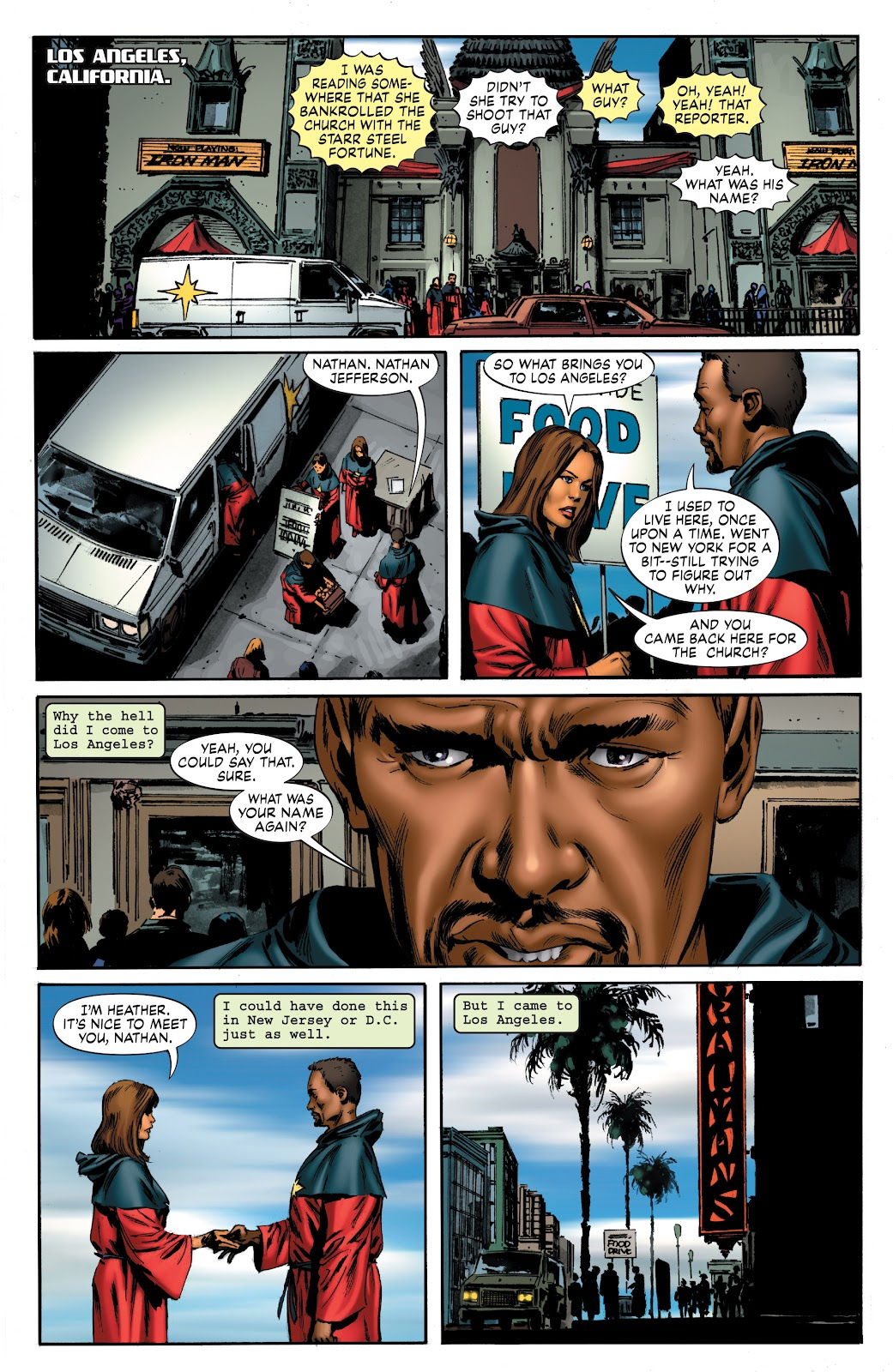 Read online Secret Invasion: Rise of the Skrulls comic -  Issue # TPB (Part 4) - 13
