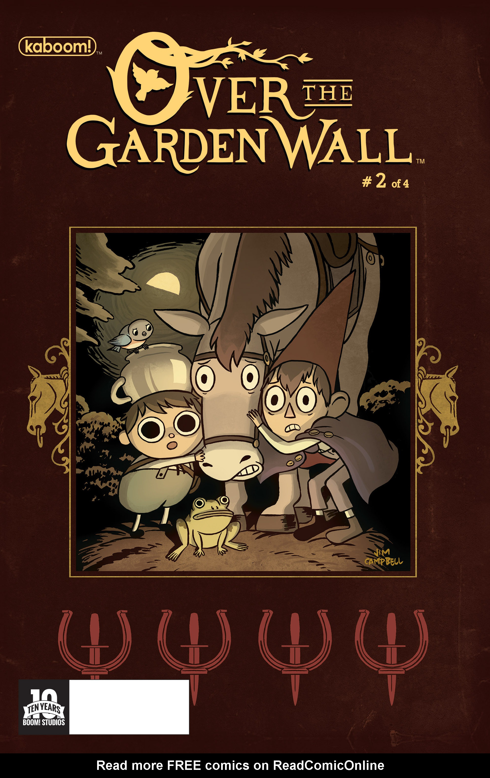 Over the Garden Wall (2015) 2 Page 1