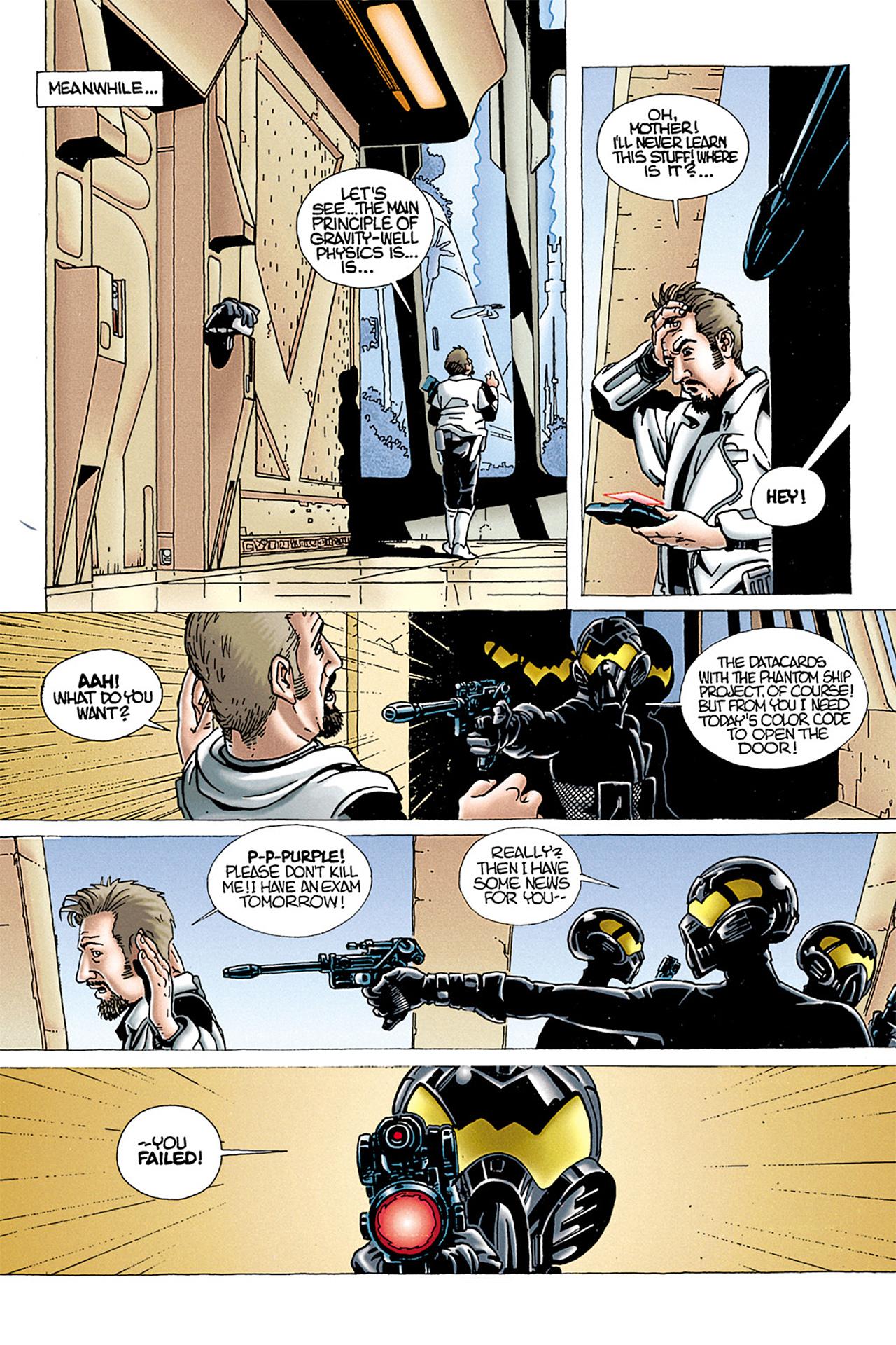 Read online Star Wars Omnibus comic -  Issue # Vol. 1 - 216