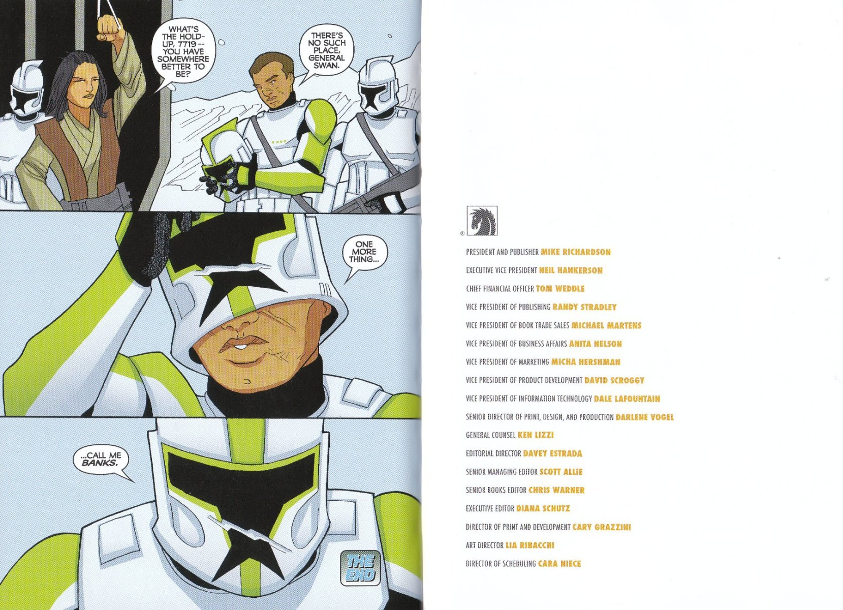 Read online Star Wars: The Clone Wars - The Enemy Within comic -  Issue # Full - 40