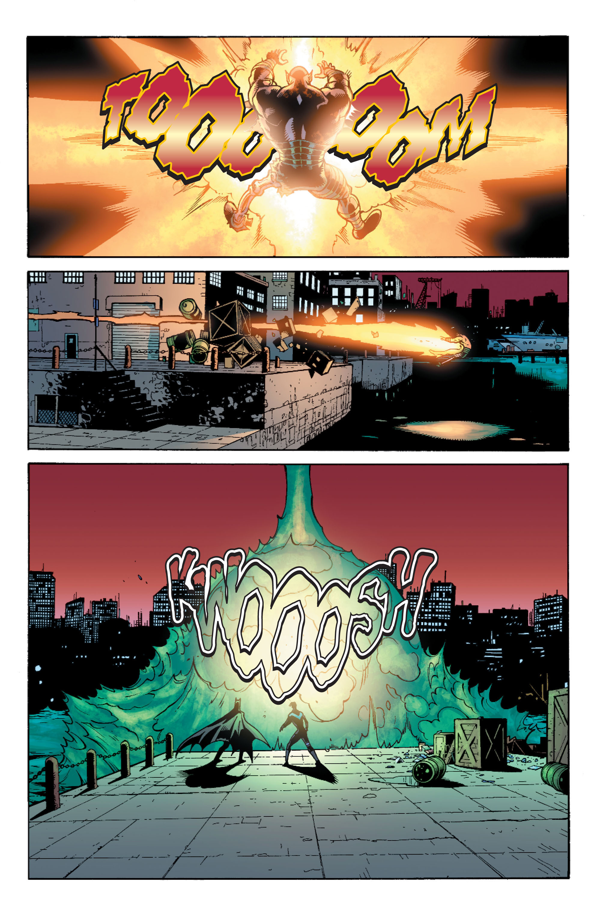 Read online Batman: Under The Red Hood comic -  Issue # Full - 73