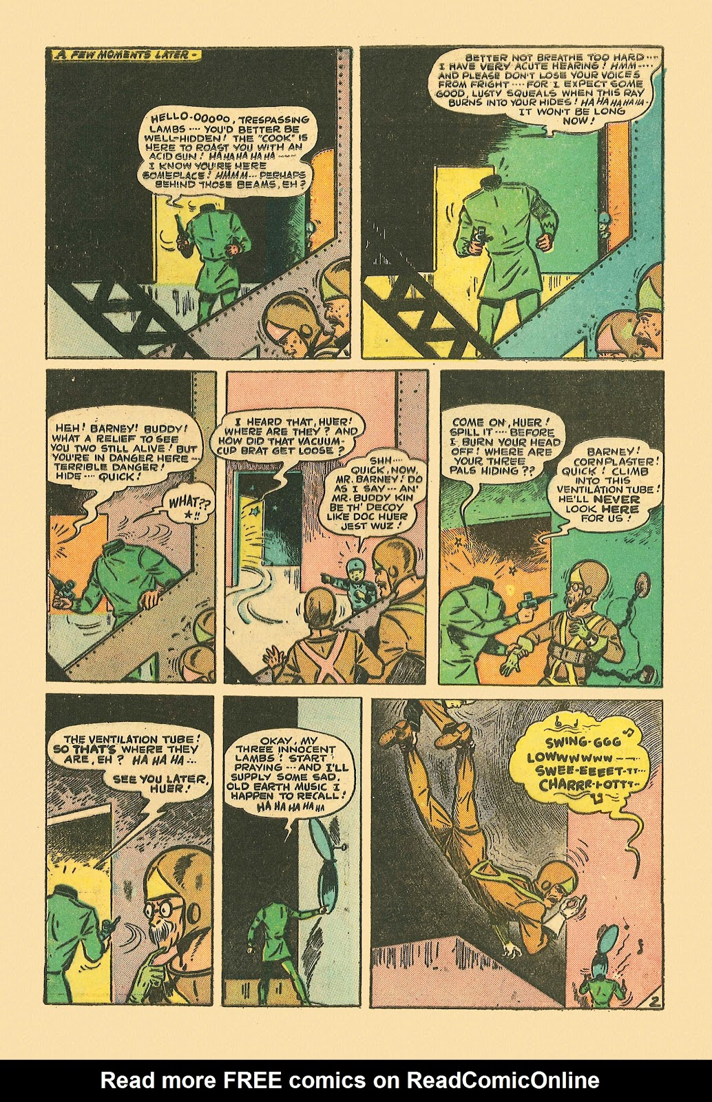 Read online Famous Funnies comic -  Issue #181 - 4