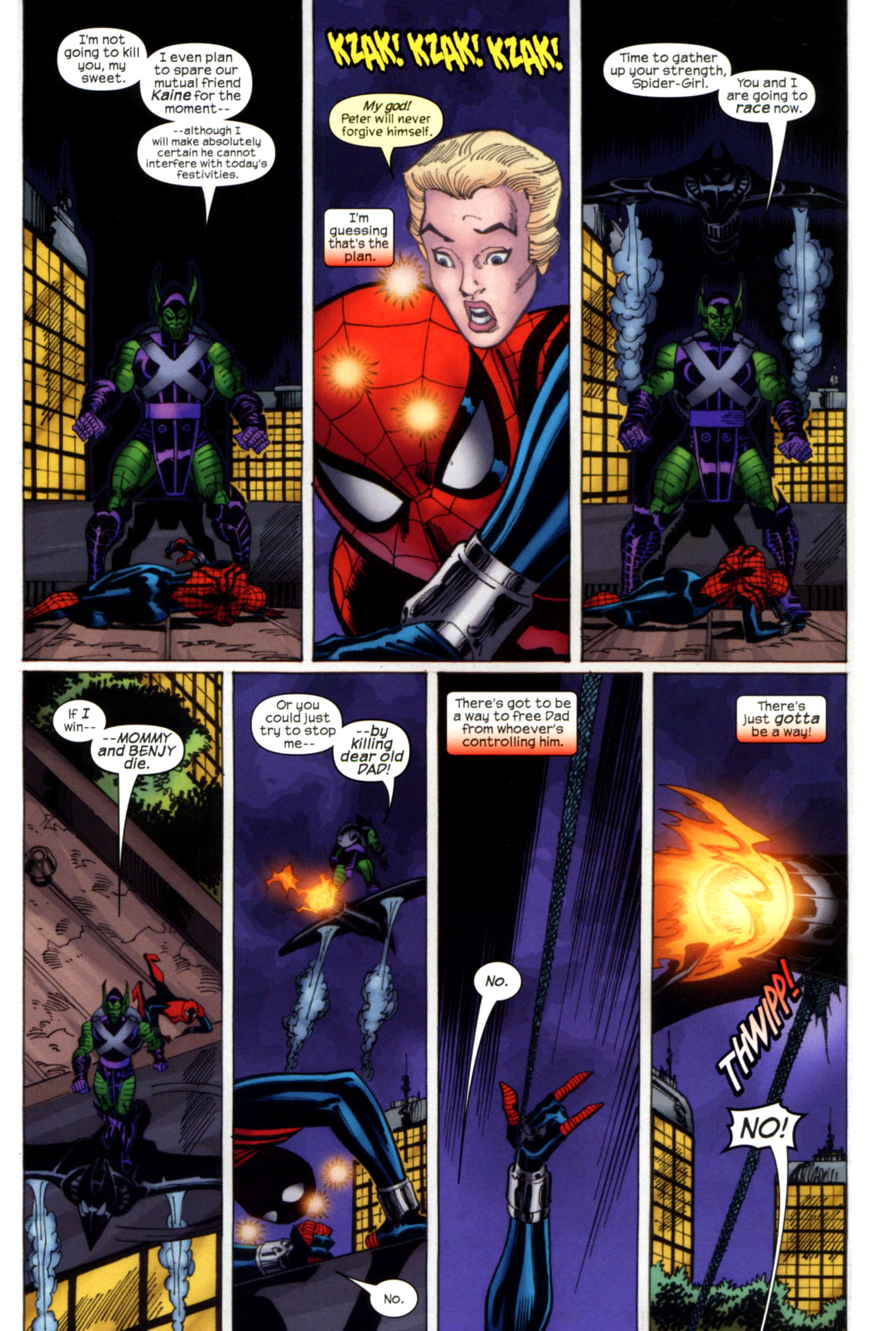 Read online Amazing Spider-Girl comic -  Issue #28 - 19