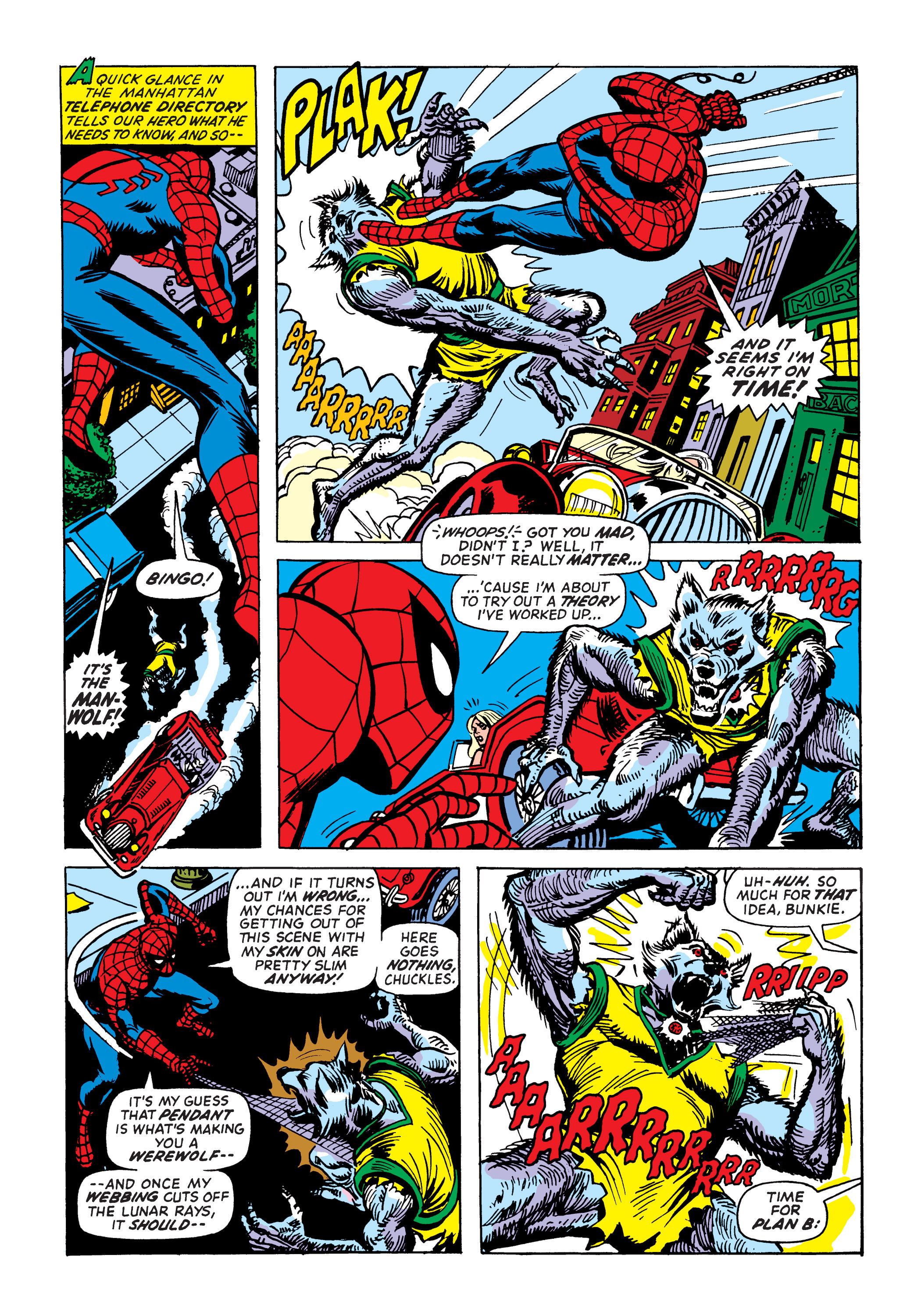 The Amazing Spider-Man (1963) 125 Page 17